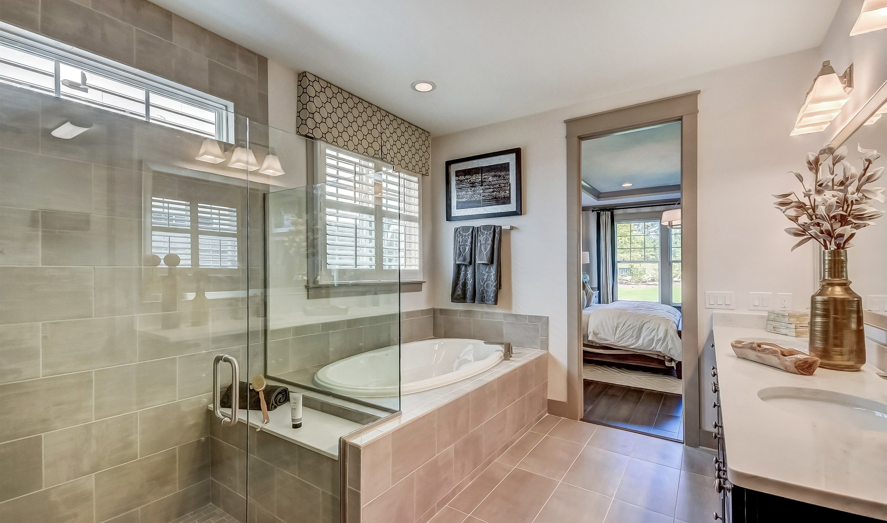 Bathroom featured in the Marseille By K. Hovnanian's® Four Seasons in Charleston, SC