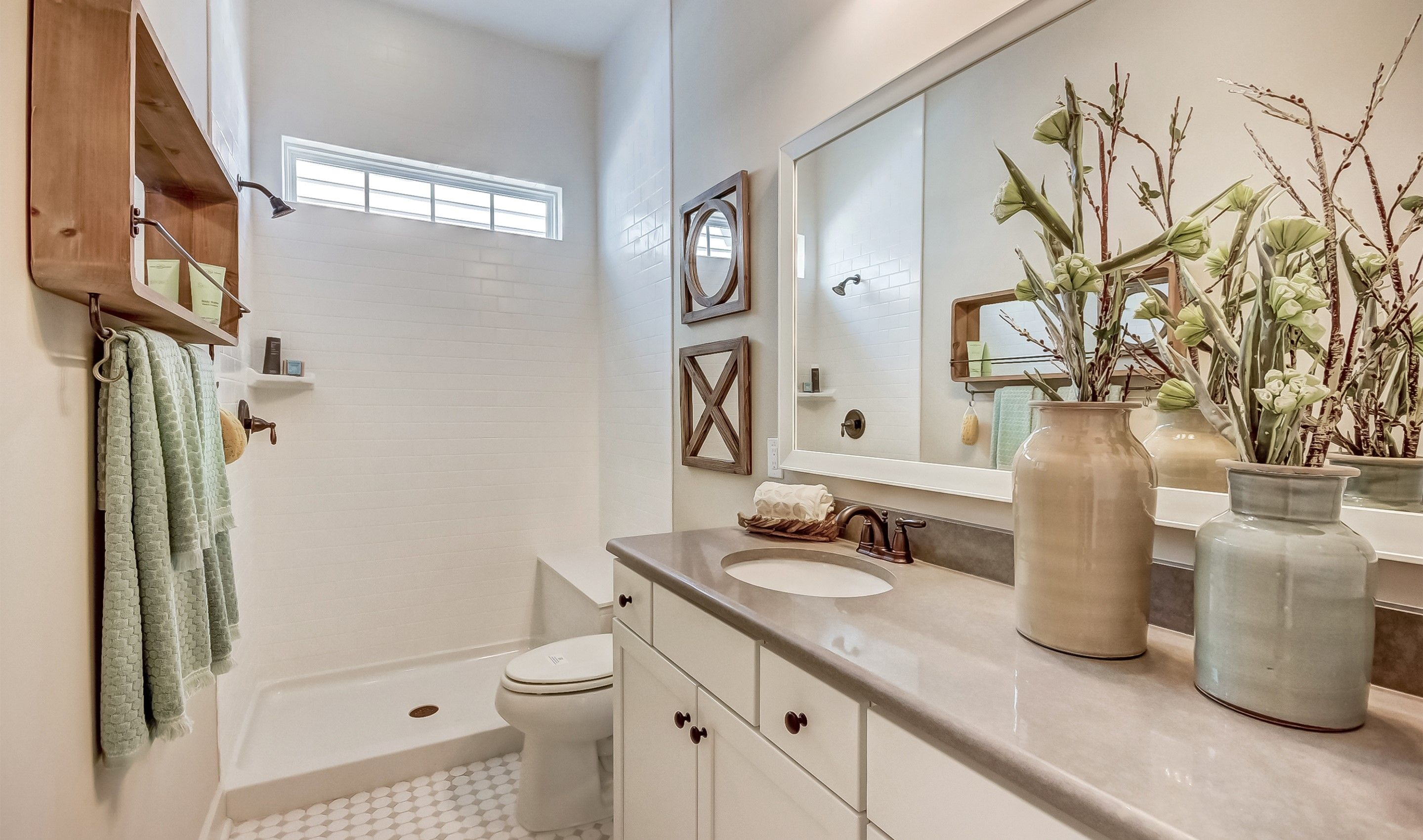 Bathroom featured in the Lewes Loft By K. Hovnanian's® Four Seasons in Charleston, SC