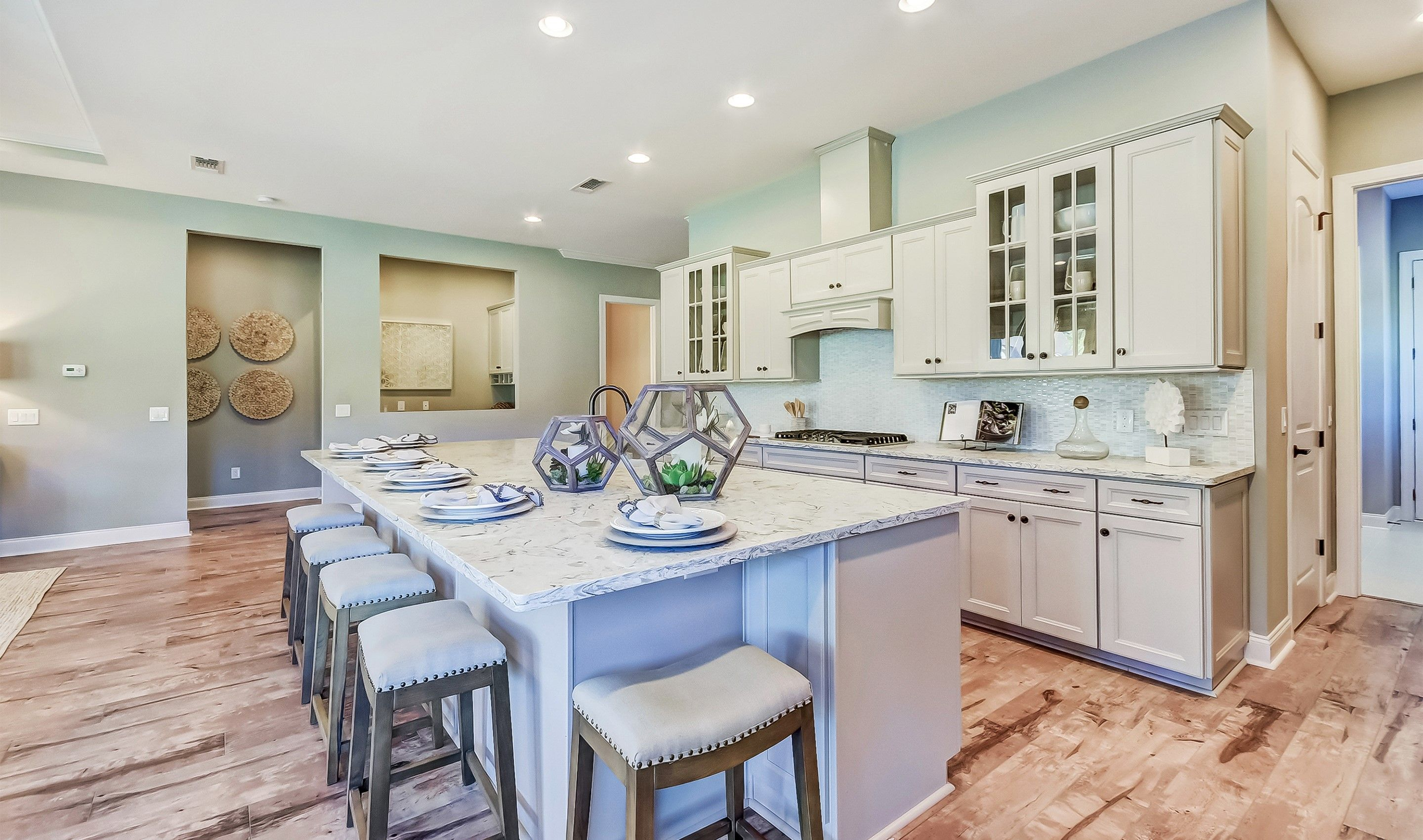 Kitchen featured in the Mont Blanc By K. Hovnanian's® Four Seasons in Hilton Head, SC