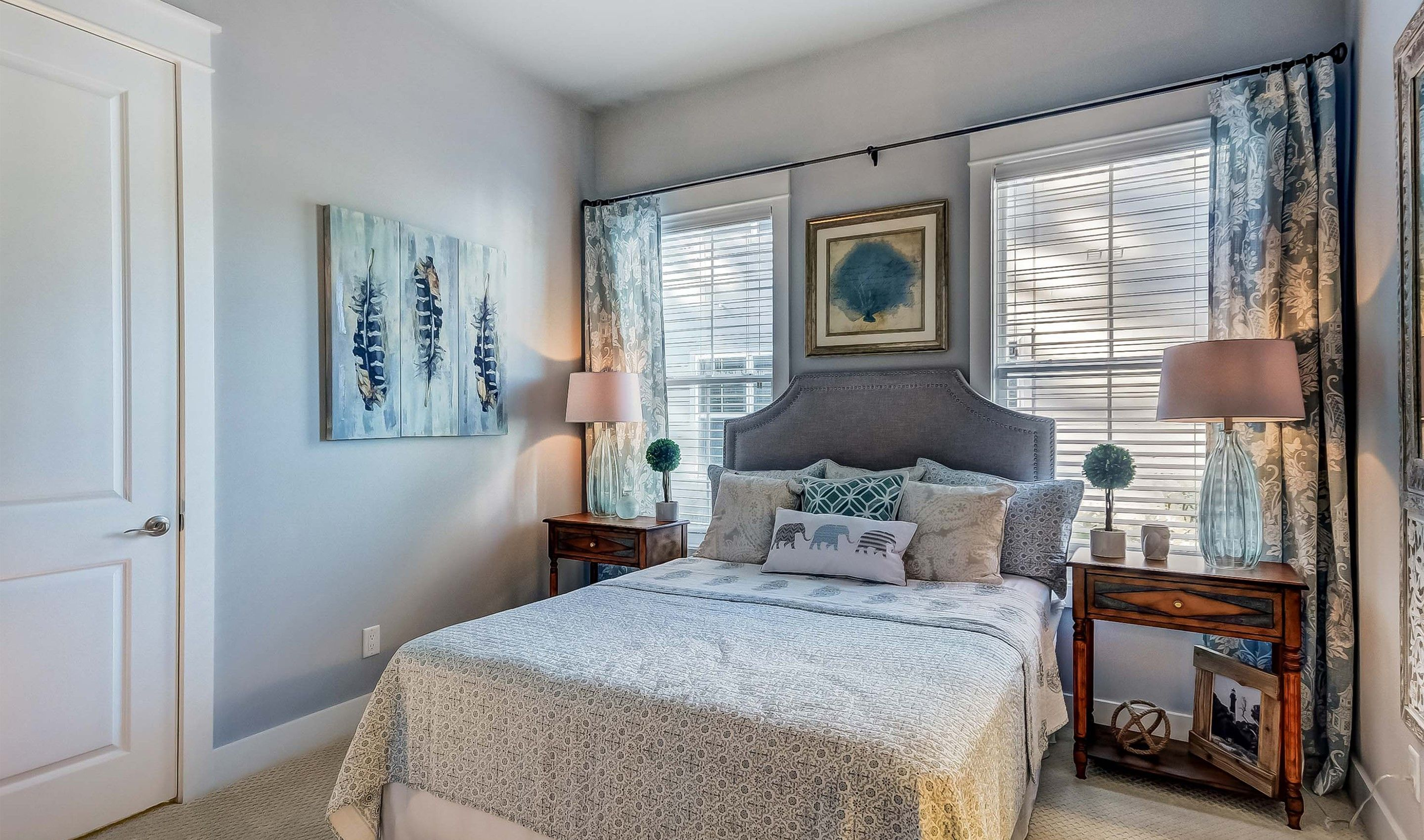 Bedroom featured in the Ravenna Loft By K. Hovnanian's® Four Seasons in Eastern Shore, MD