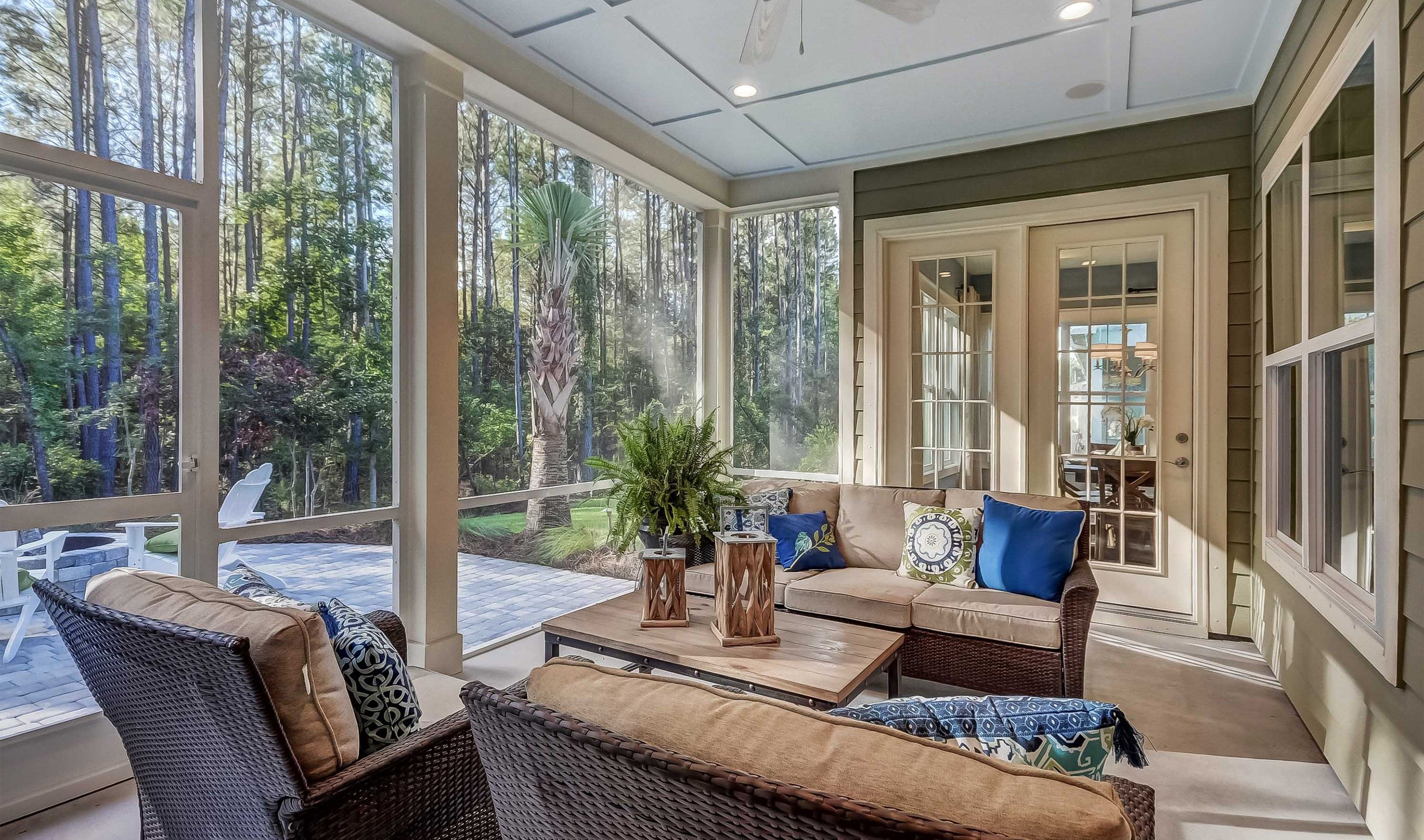 Exterior featured in the Ravenna Loft By K. Hovnanian's® Four Seasons in Hilton Head, SC