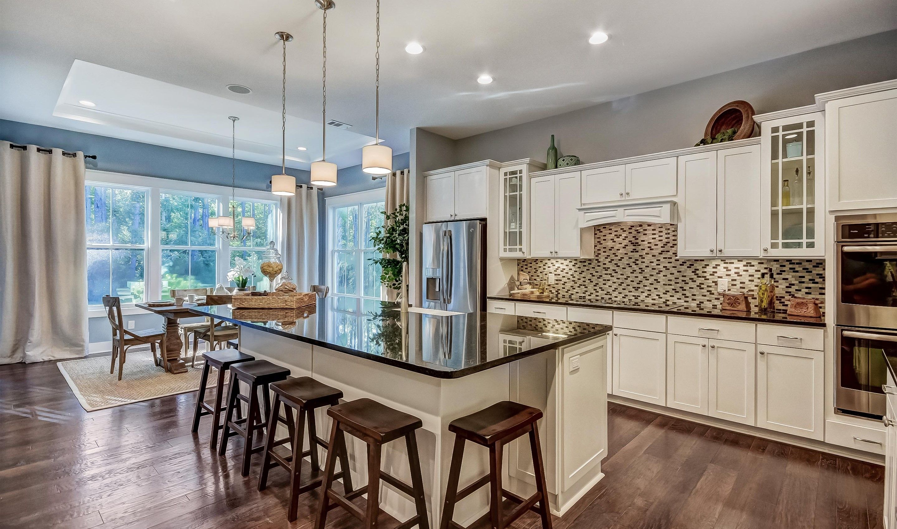 Kitchen featured in the Ravenna Loft By K. Hovnanian's® Four Seasons in Eastern Shore, MD