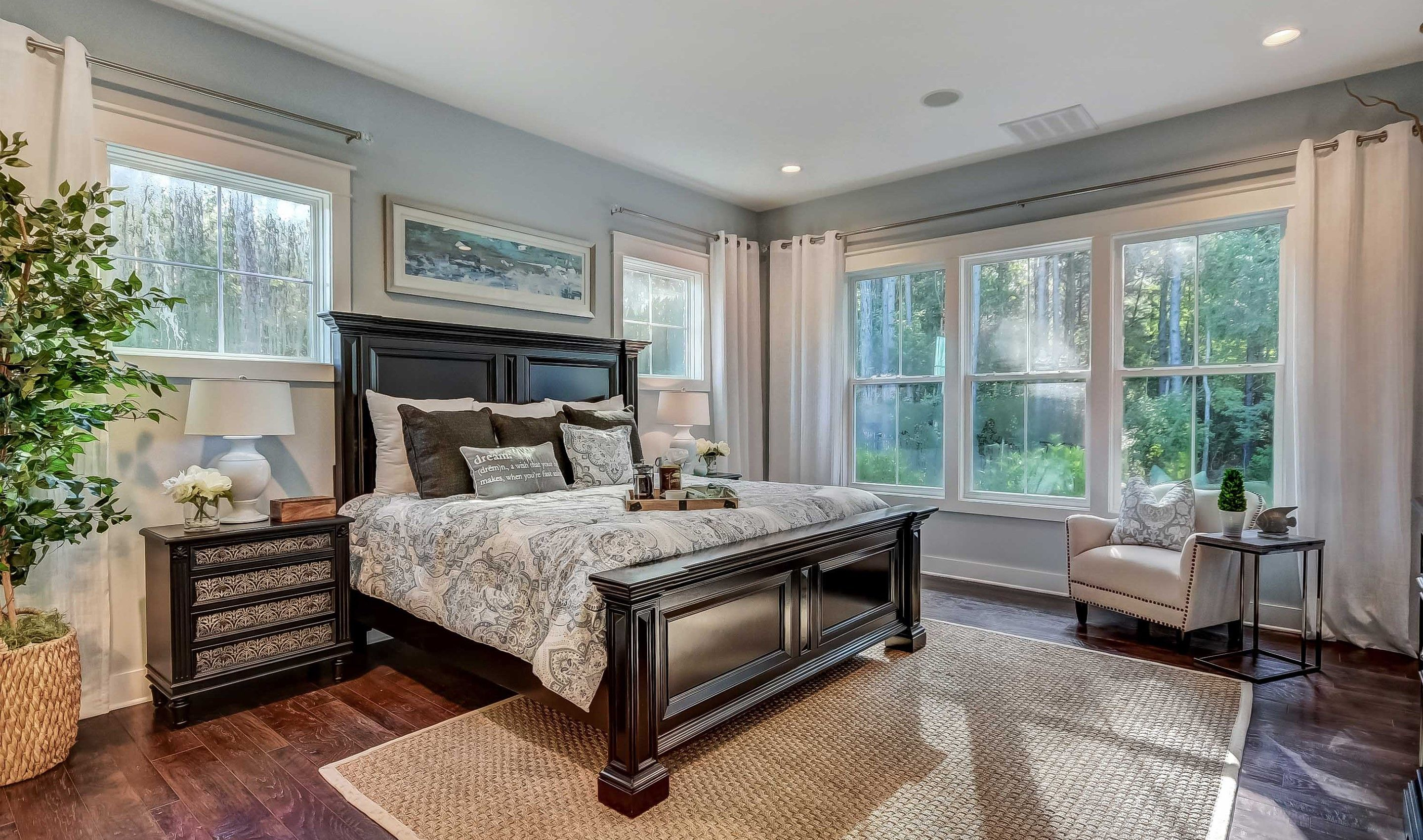 Bedroom featured in the Ravenna Loft By K. Hovnanian's® Four Seasons in Hilton Head, SC