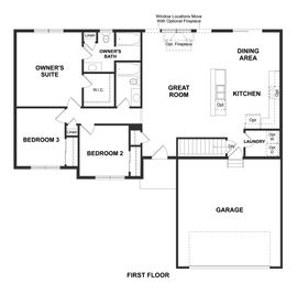 Covington - Stonecreek Design Studio: Newcomerstown, Ohio - K. Hovnanian® Homes - Build on Your Lot
