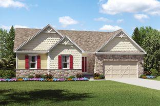 Maya - Greater Pittsburgh Design Studio: Greensburg, Pennsylvania - K. Hovnanian® Homes - Build on Your Lot