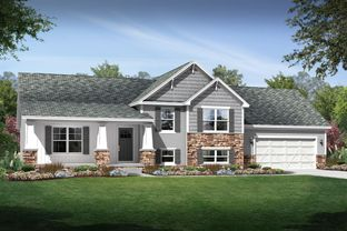 Pittsburgh - SE Columbus Design Studio: Canal Winchester, Ohio - K. Hovnanian® Homes - Build on Your Lot