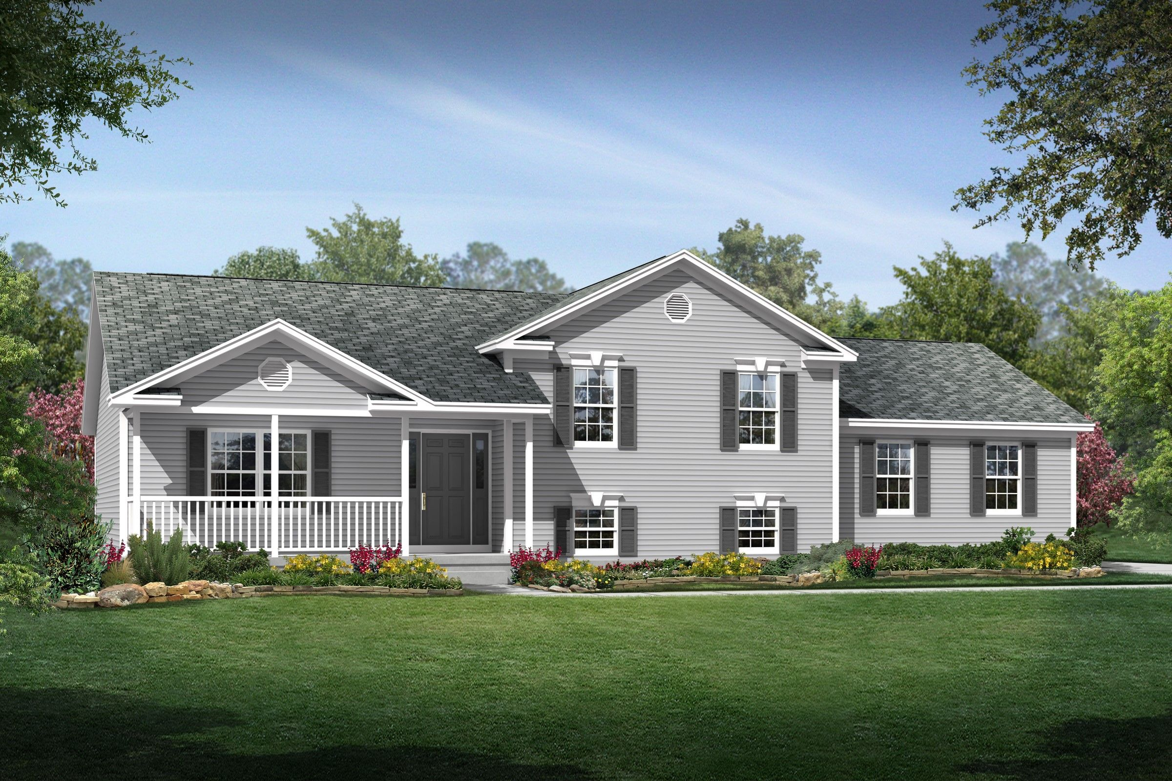 Exterior featured in the Pittsburgh By K. Hovnanian® Homes - Build on Your Lot