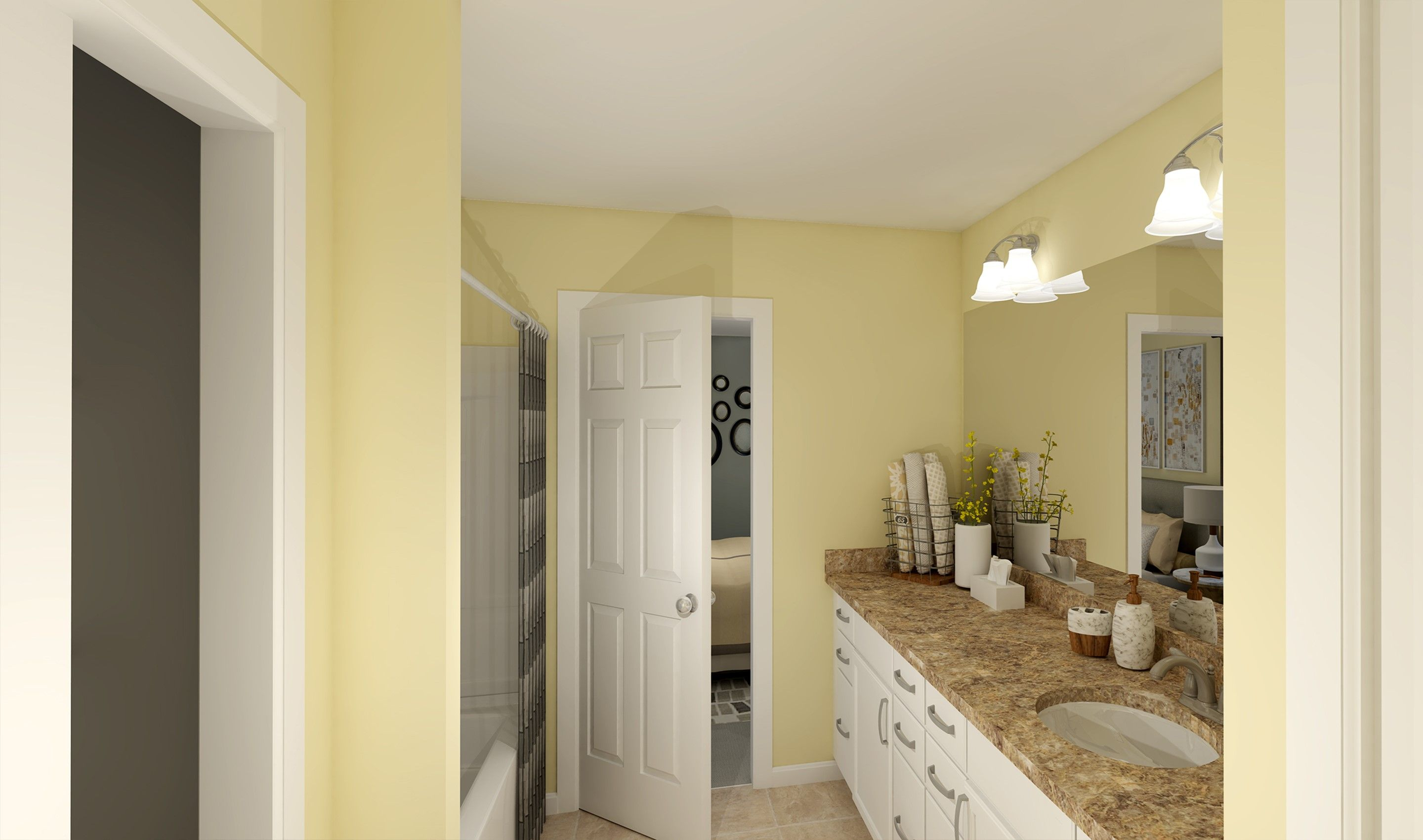 Bathroom featured in the Taft By K. Hovnanian® Homes - Build on Your Lot in Toledo, OH