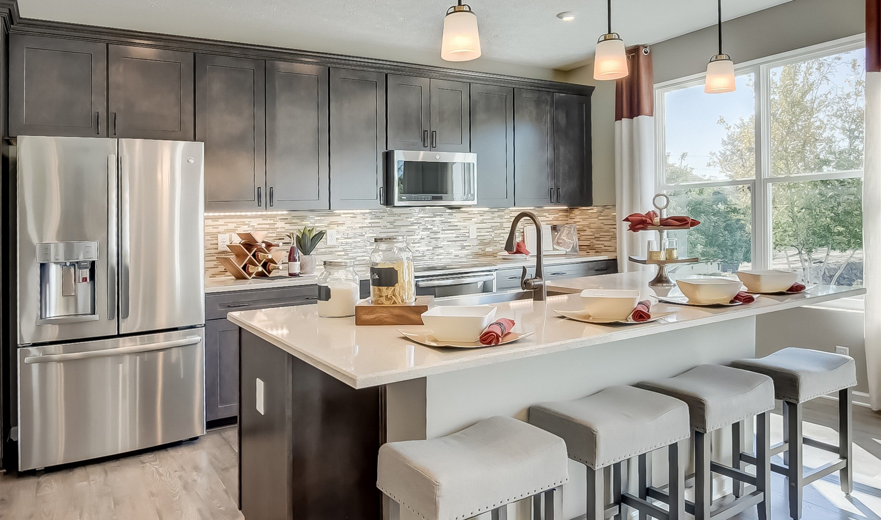 Kitchen featured in the Cape Charles By K. Hovnanian® Homes - Build on Your Lot in Columbus, OH