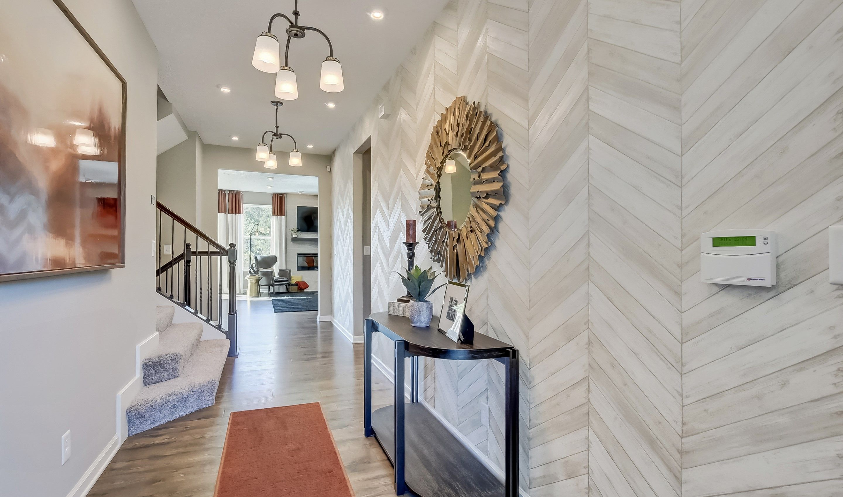 Living Area featured in the Cape Charles By K. Hovnanian® Homes - Build on Your Lot
