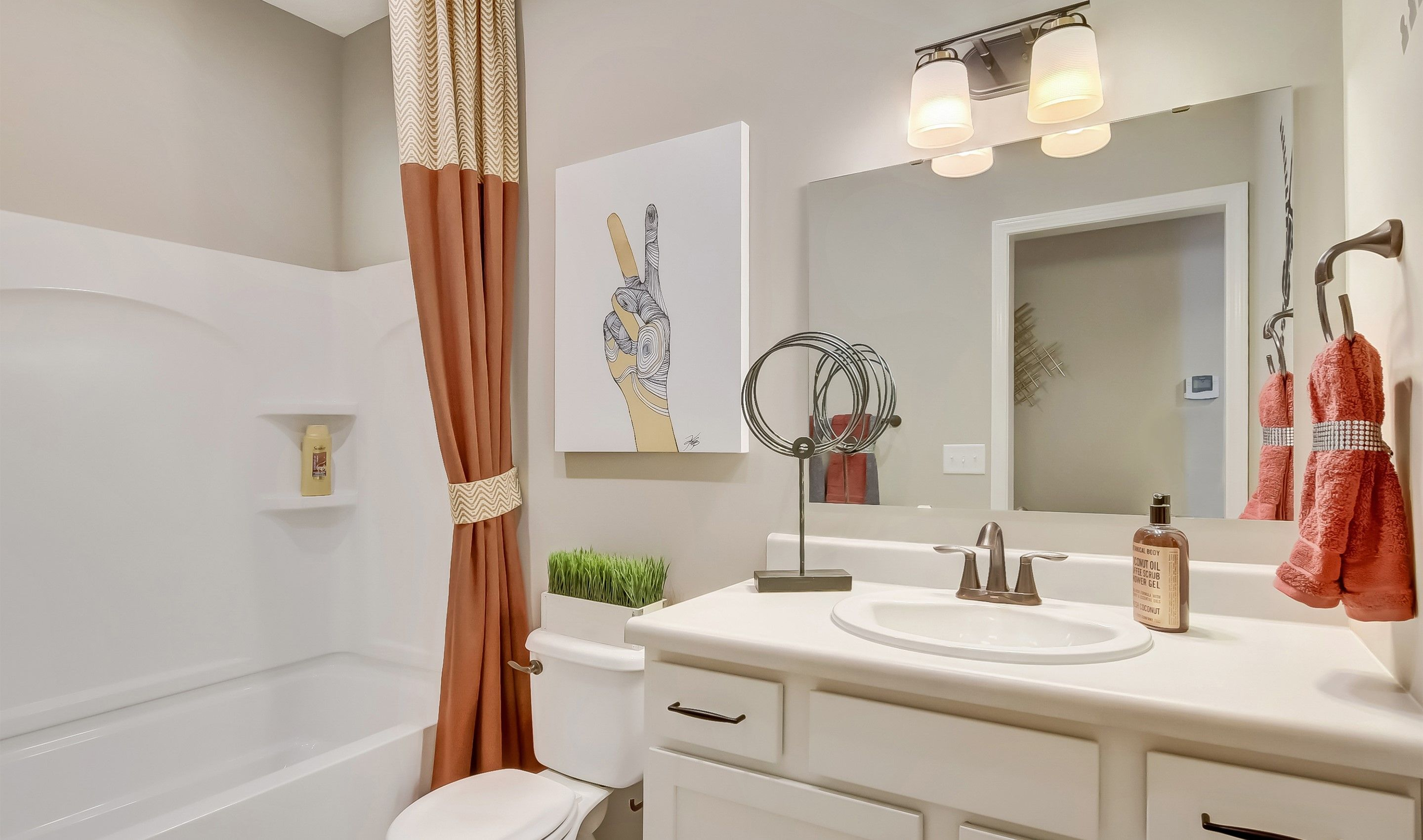 Bathroom featured in the Cape Charles By K. Hovnanian® Homes - Build on Your Lot in Toledo, OH