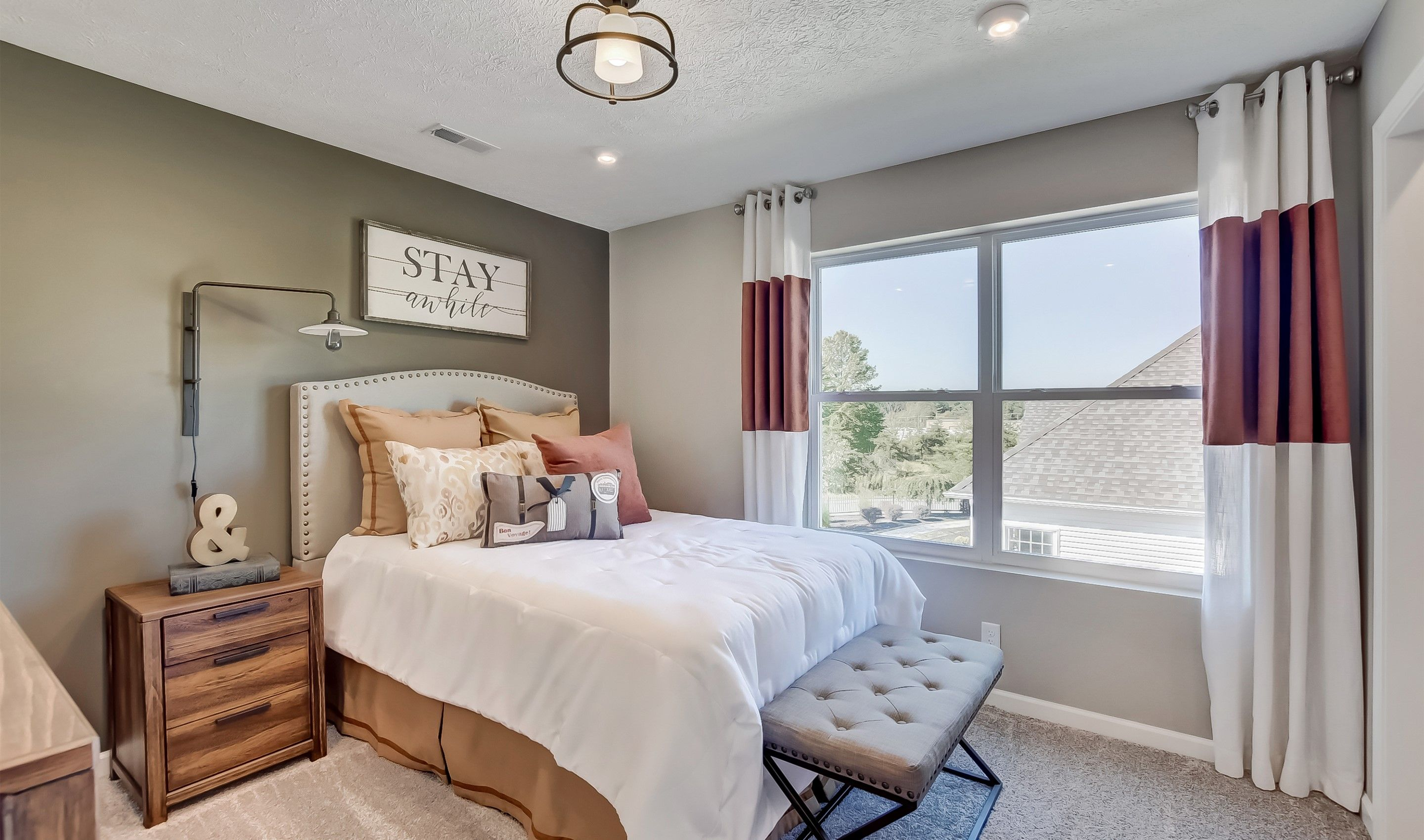 Bedroom featured in the Cape Charles By K. Hovnanian® Homes - Build on Your Lot in Columbus, OH