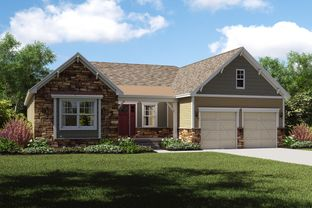 Chandler - SE Columbus Design Studio: Canal Winchester, Ohio - K. Hovnanian® Homes - Build on Your Lot