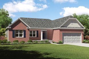 Bennett - SE Columbus Design Studio: Canal Winchester, Ohio - K. Hovnanian® Homes - Build on Your Lot