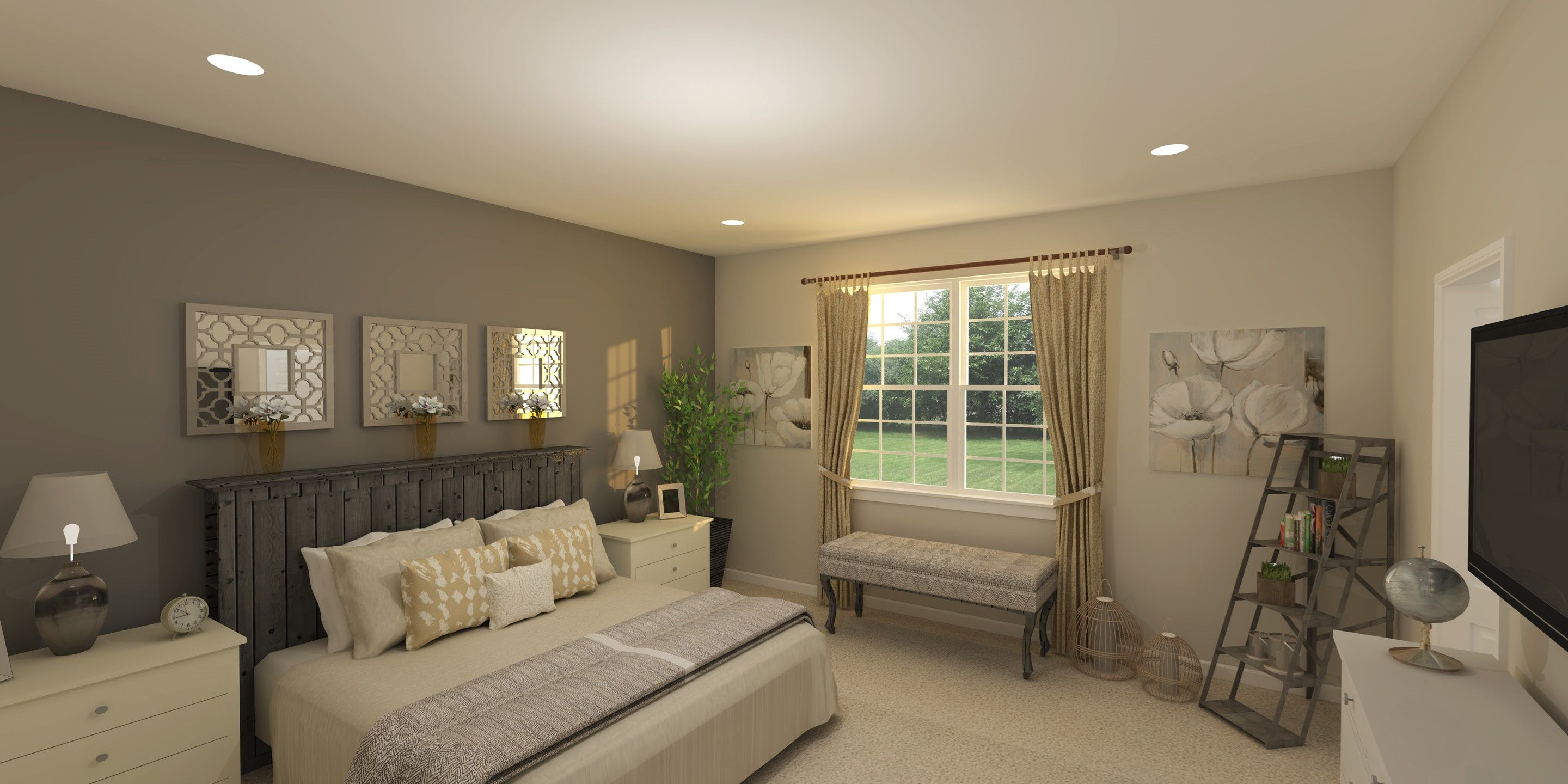 Bedroom featured in the Bennett By K. Hovnanian® Homes - Build on Your Lot in Mansfield, OH
