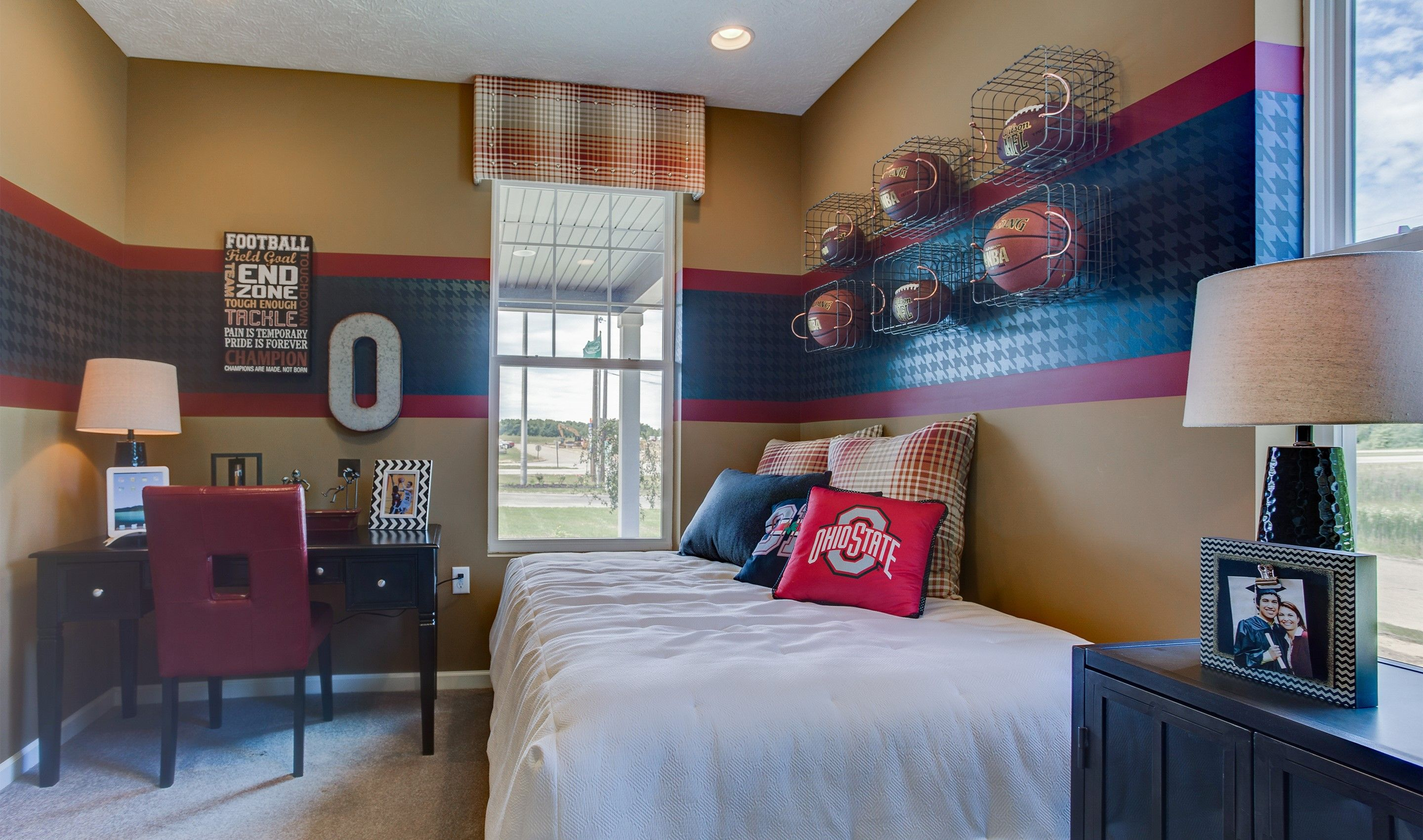 Bedroom featured in the Sedgwick By K. Hovnanian® Homes - Build on Your Lot in Pittsburgh, PA