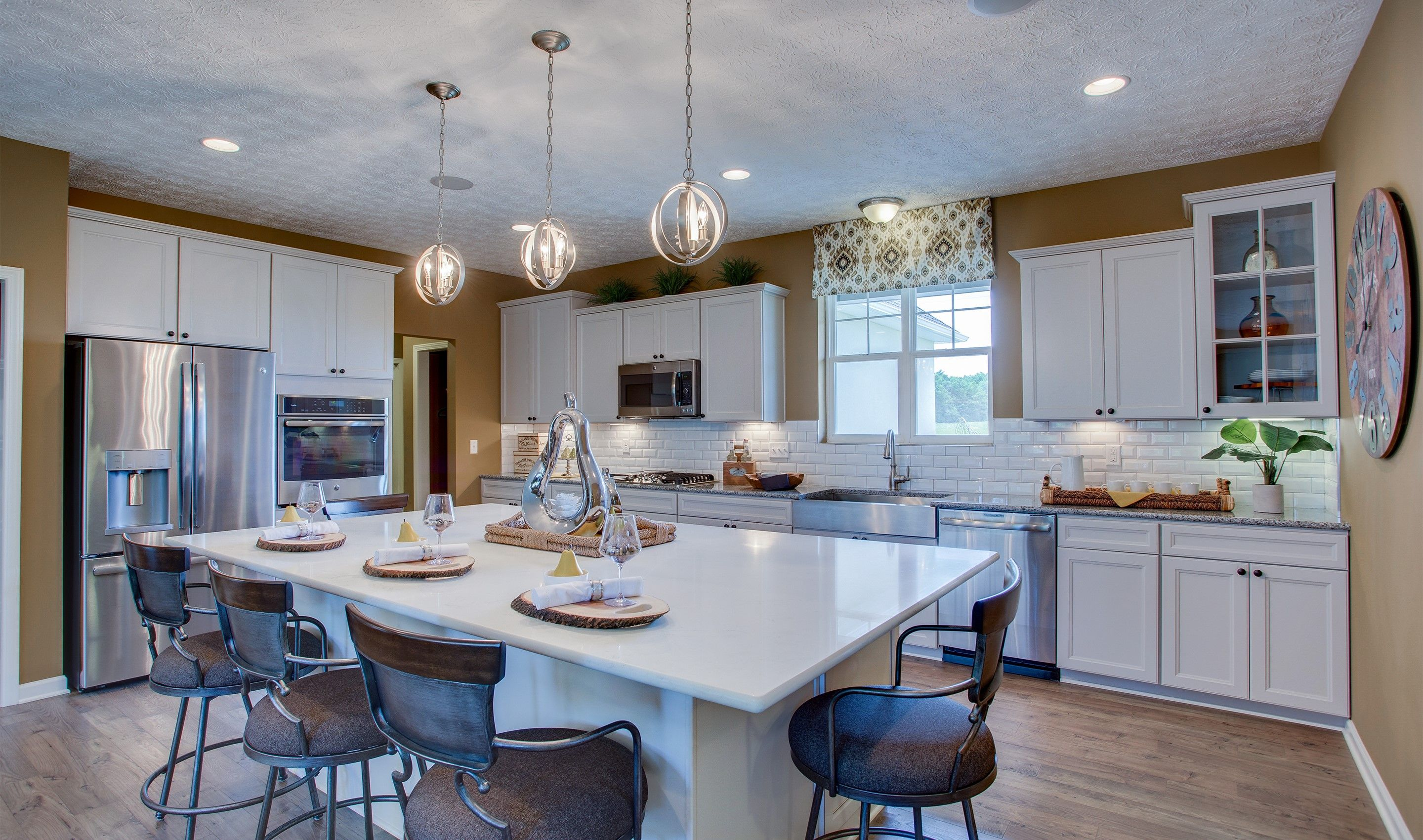 Kitchen featured in the Sedgwick By K. Hovnanian® Homes - Build on Your Lot in Pittsburgh, PA