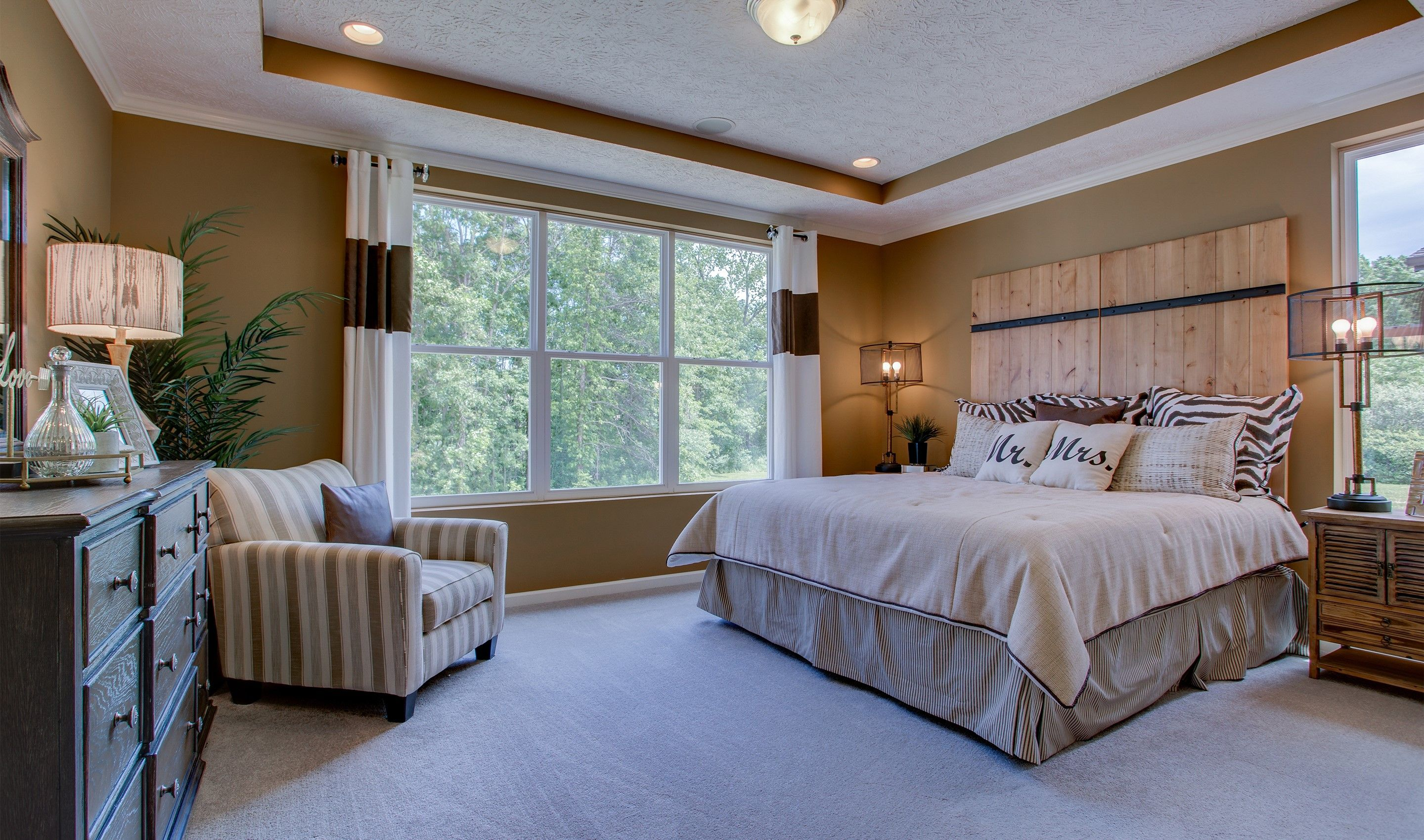 Bedroom featured in the Sedgwick By K. Hovnanian® Homes - Build on Your Lot in Canton-Massillon, OH