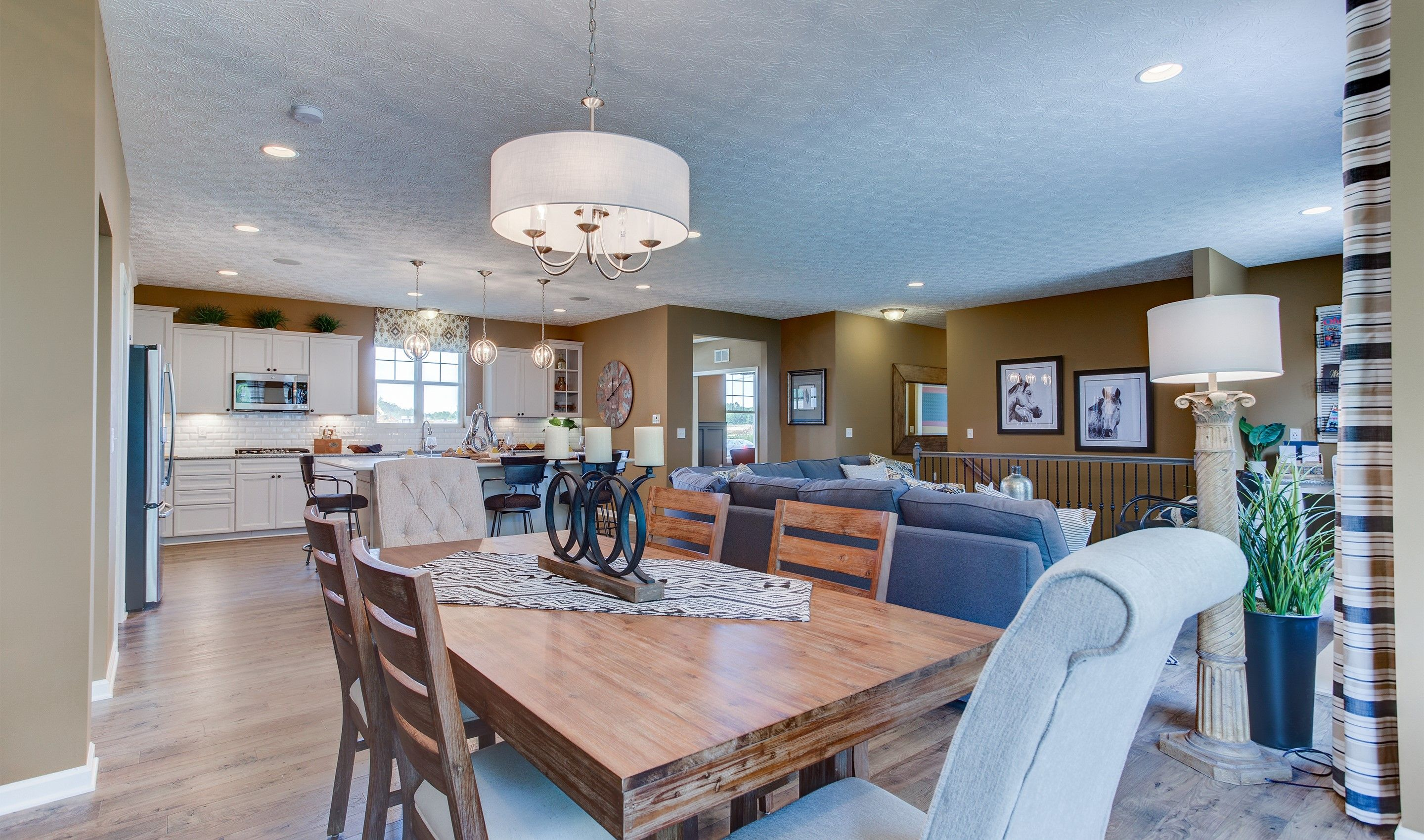 Living Area featured in the Sedgwick By K. Hovnanian® Homes - Build on Your Lot