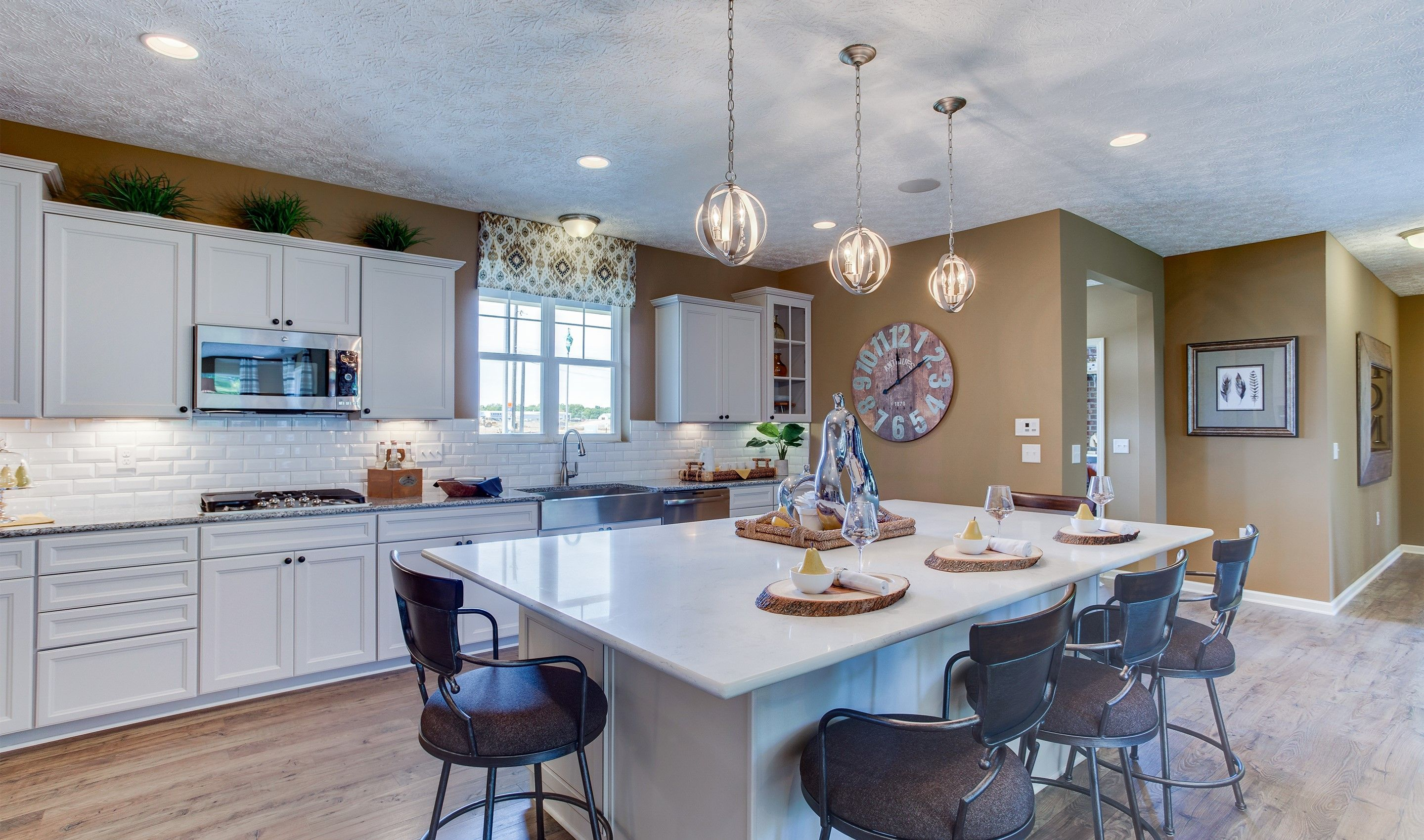 Kitchen featured in the Sedgwick By K. Hovnanian® Homes - Build on Your Lot in Toledo, OH