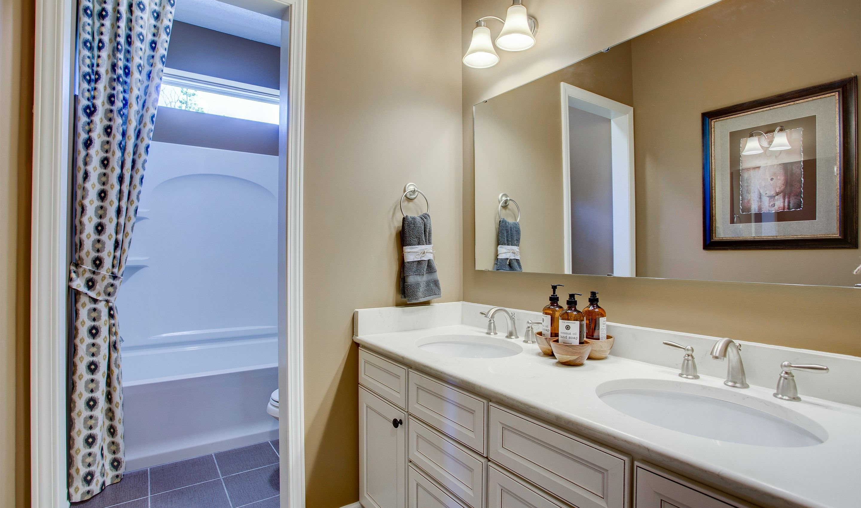 Bathroom featured in the Sedgwick By K. Hovnanian® Homes - Build on Your Lot in Mansfield, OH