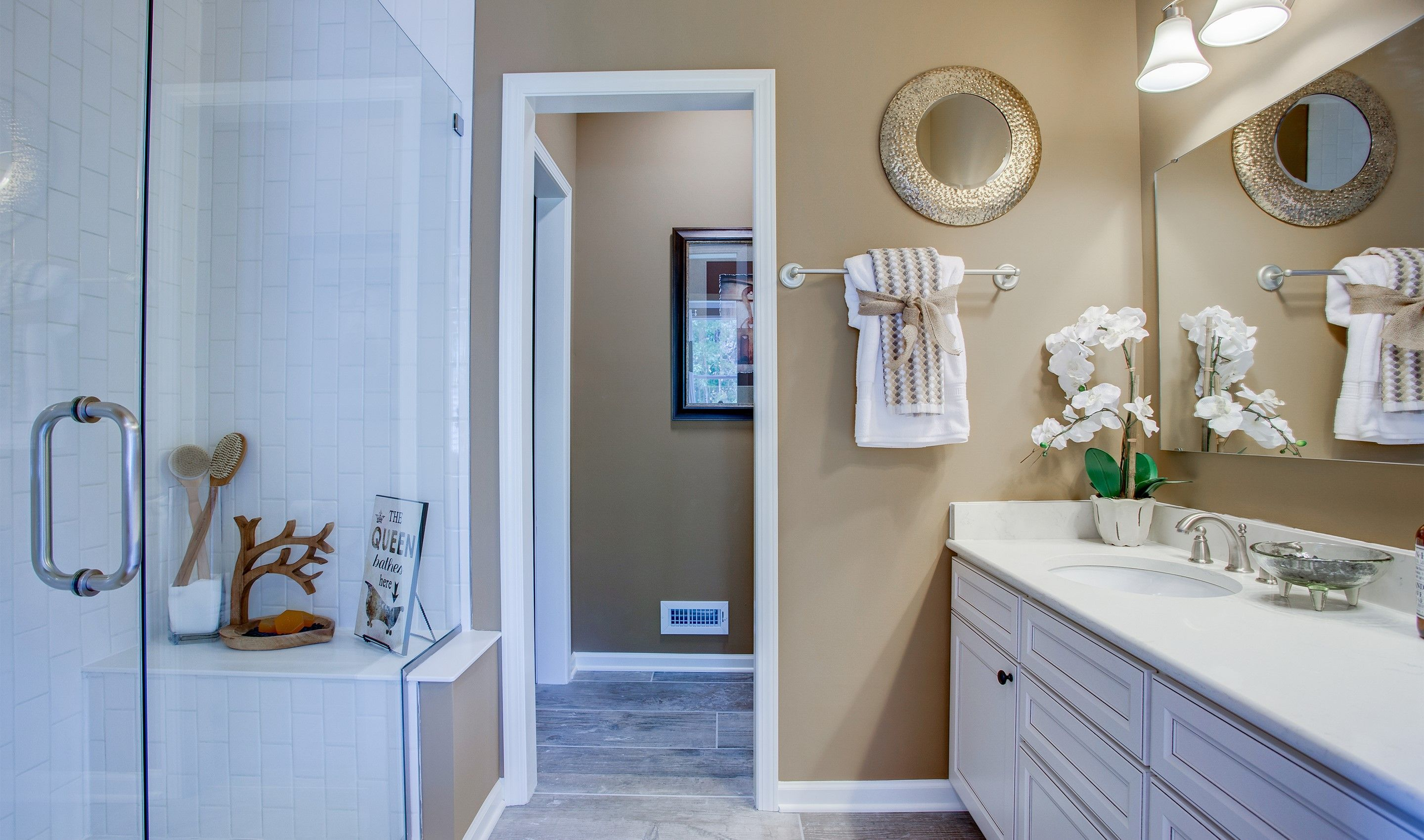 Bathroom featured in the Sedgwick By K. Hovnanian® Homes - Build on Your Lot