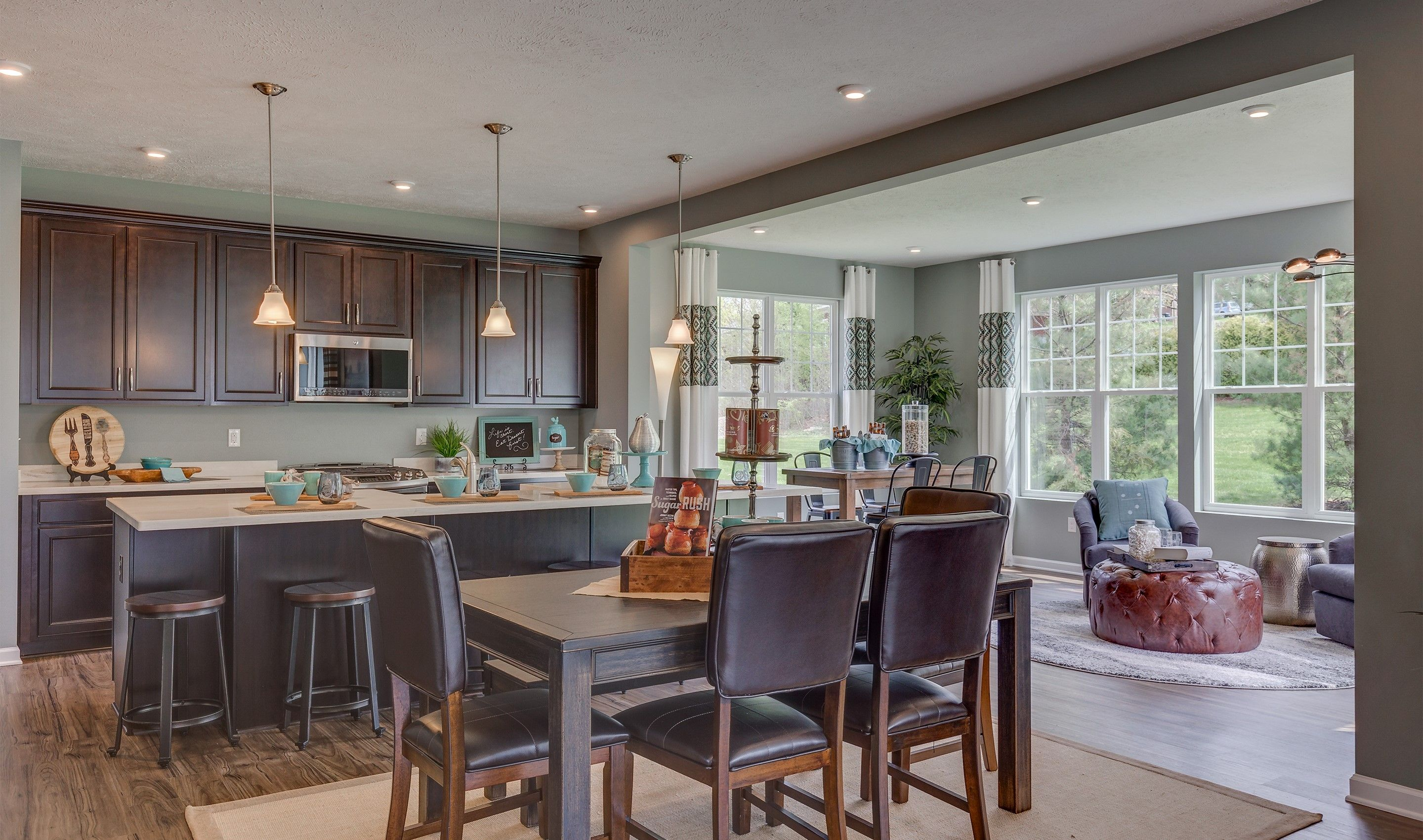 Kitchen featured in the Turner By K. Hovnanian® Homes - Build on Your Lot in Columbus, OH