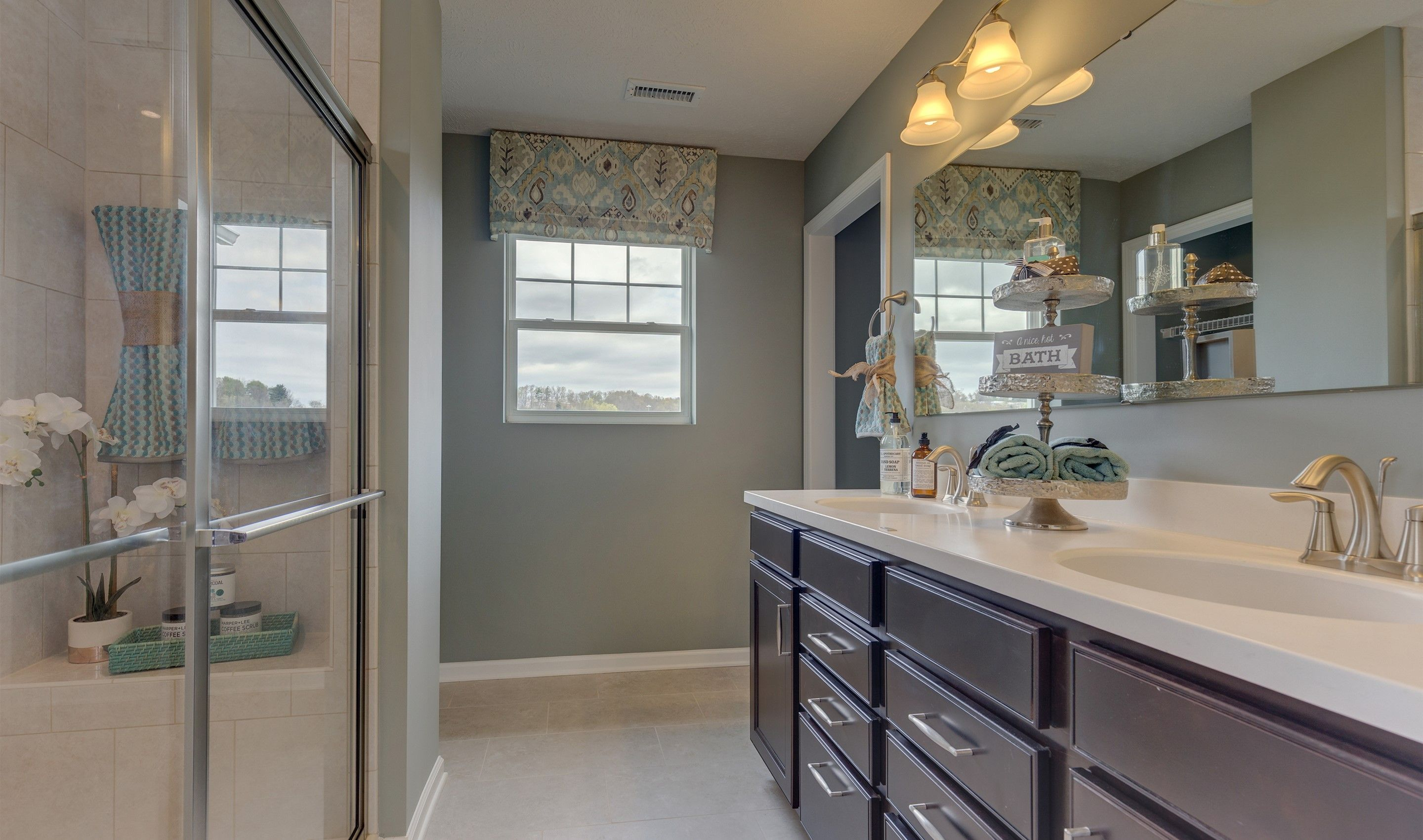 Bathroom featured in the Turner By K. Hovnanian® Homes - Build on Your Lot in Toledo, OH