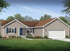 Hartland - Washington Design Studio: Washington, Pennsylvania - K. Hovnanian® Homes - Build on Your Lot