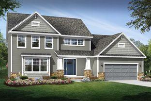 Carrington - SE Columbus Design Studio: Canal Winchester, Ohio - K. Hovnanian® Homes - Build on Your Lot