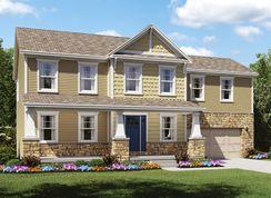 Olvera II - Greater Pittsburgh Design Studio: Greensburg, Pennsylvania - K. Hovnanian® Homes - Build on Your Lot