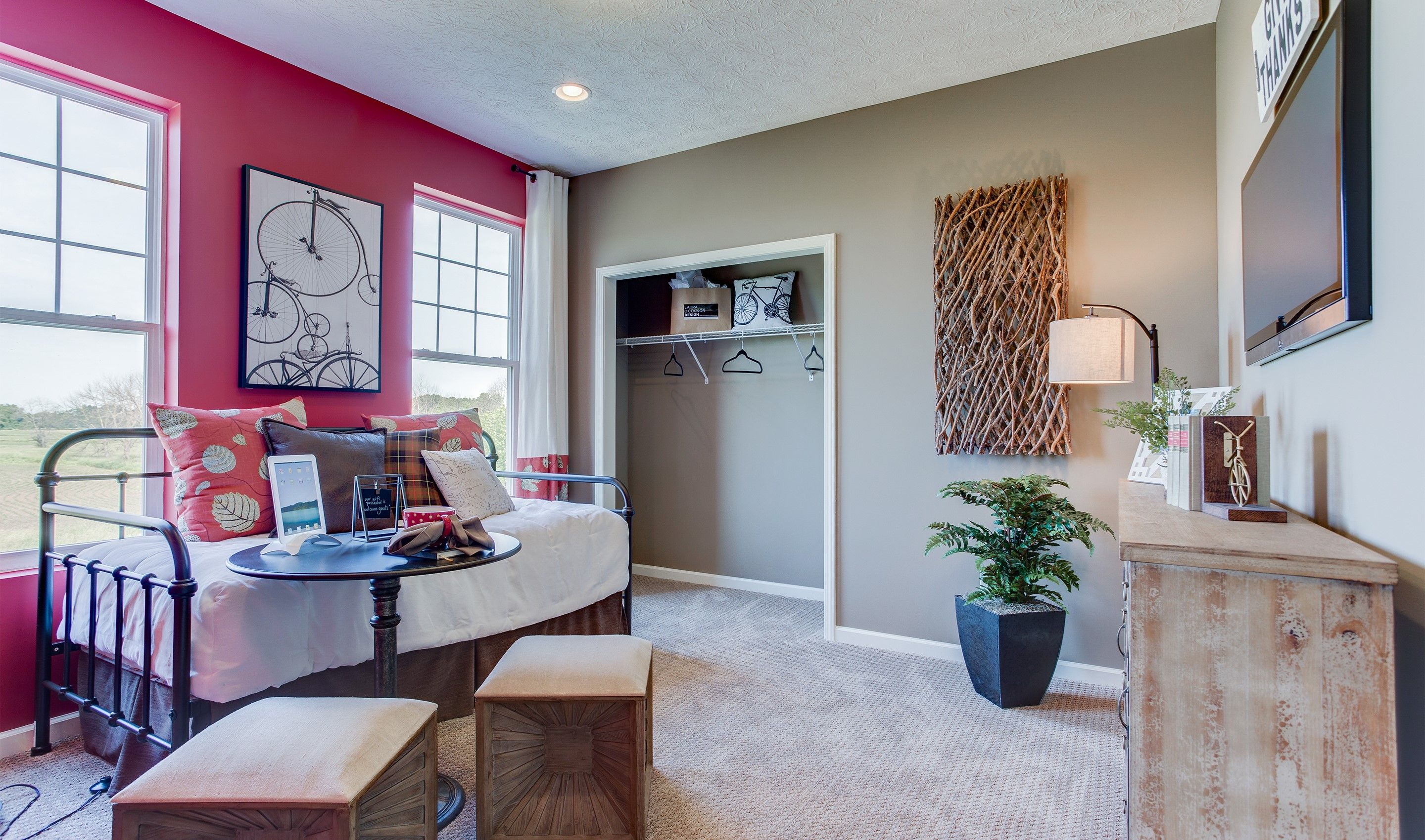 Living Area featured in the Rockford By K. Hovnanian® Homes - Build on Your Lot in Mansfield, OH