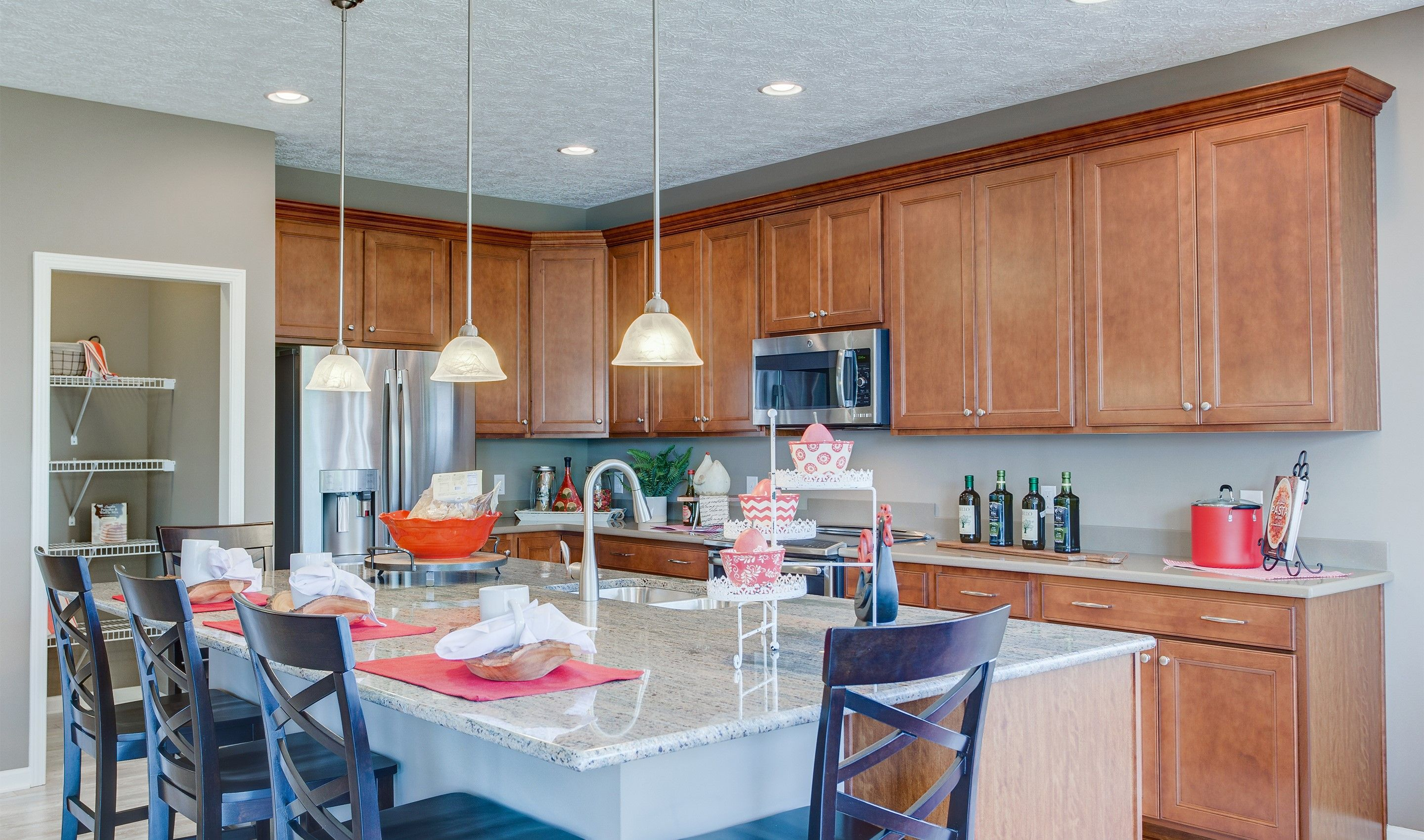 Kitchen featured in the Rockford By K. Hovnanian® Homes - Build on Your Lot in Toledo, OH