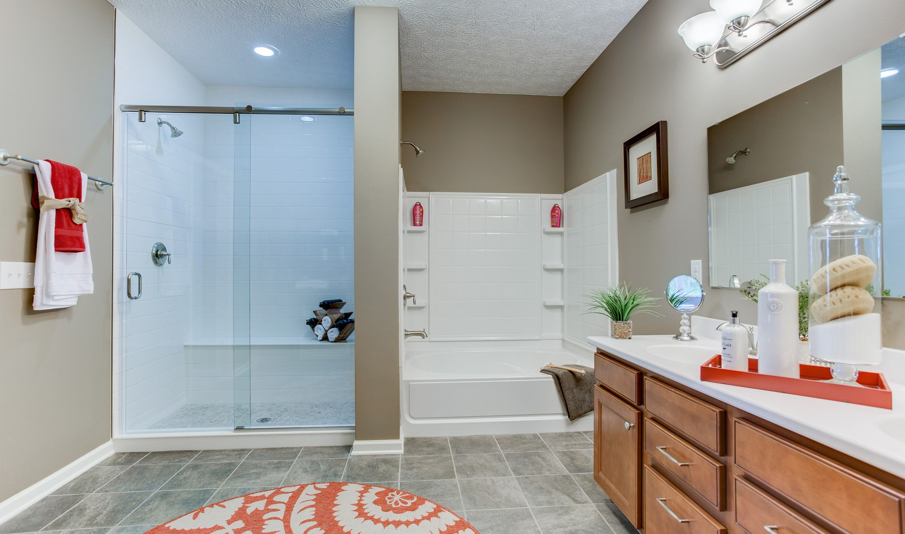 Bathroom featured in the Rockford By K. Hovnanian® Homes - Build on Your Lot in Toledo, OH