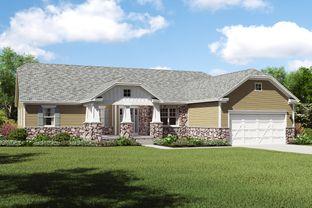 Gable - Washington Design Studio: Washington, Pennsylvania - K. Hovnanian® Homes - Build on Your Lot
