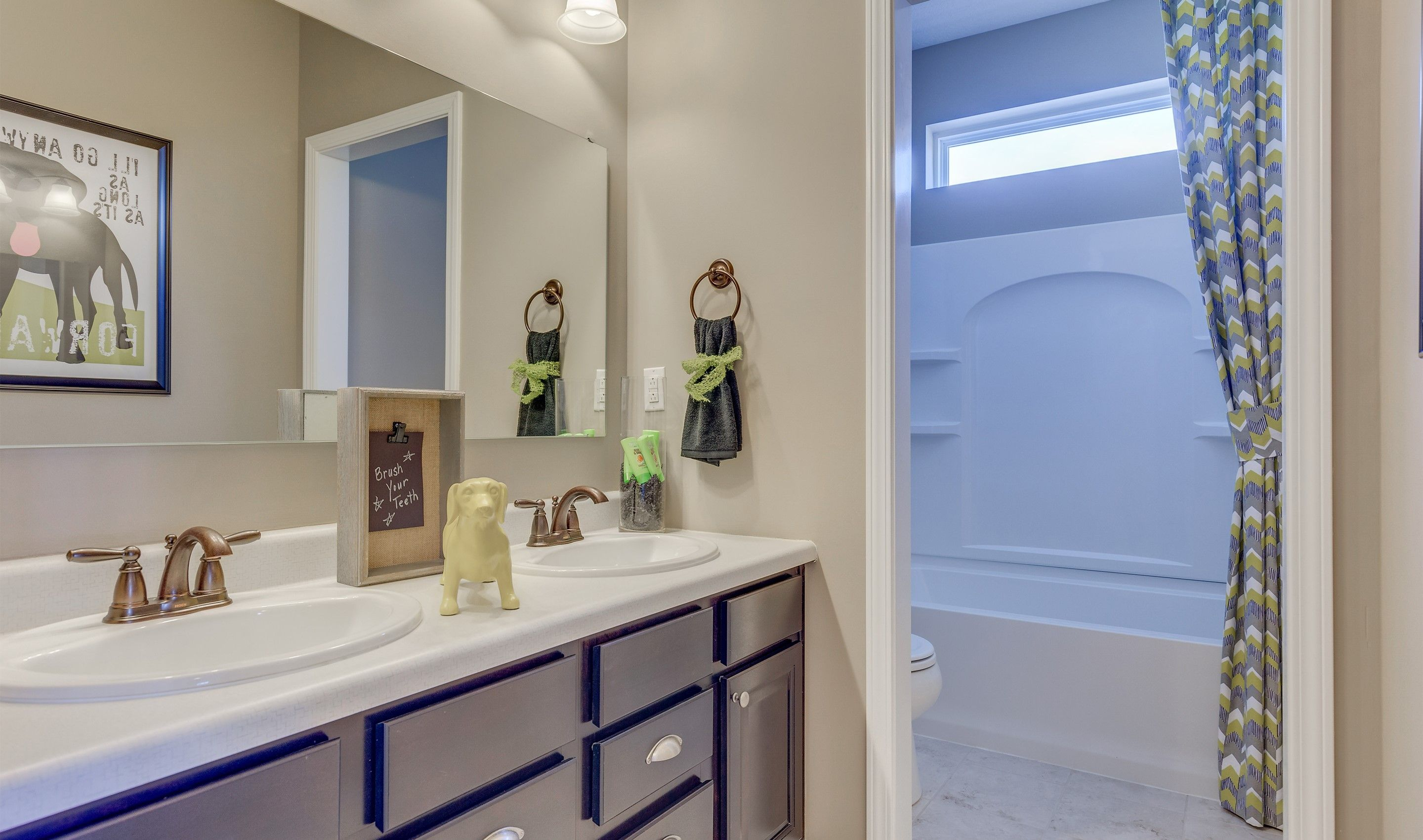 Bathroom featured in the Gable By K. Hovnanian® Homes - Build on Your Lot in Columbus, OH