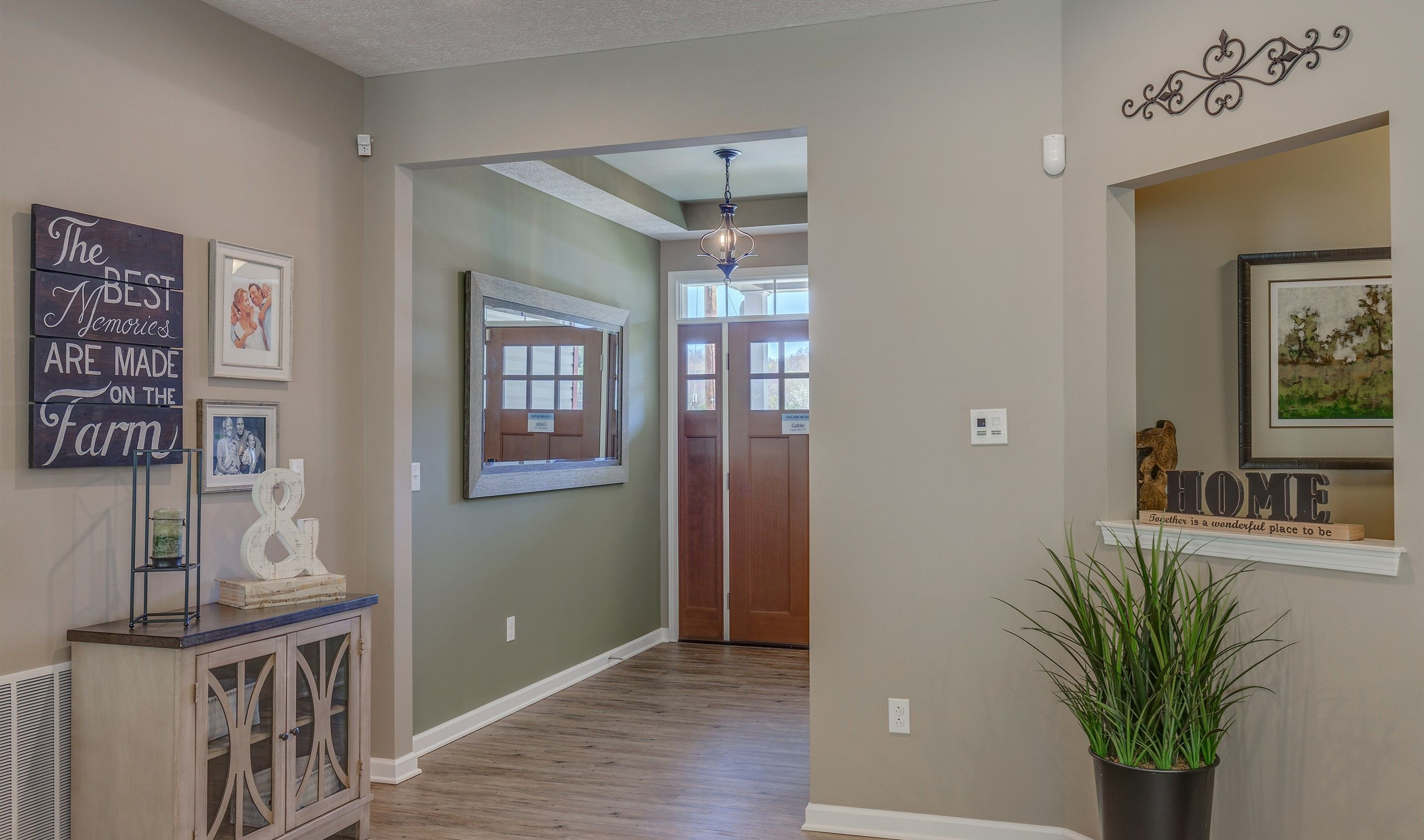 Living Area featured in the Gable By K. Hovnanian® Homes - Build on Your Lot