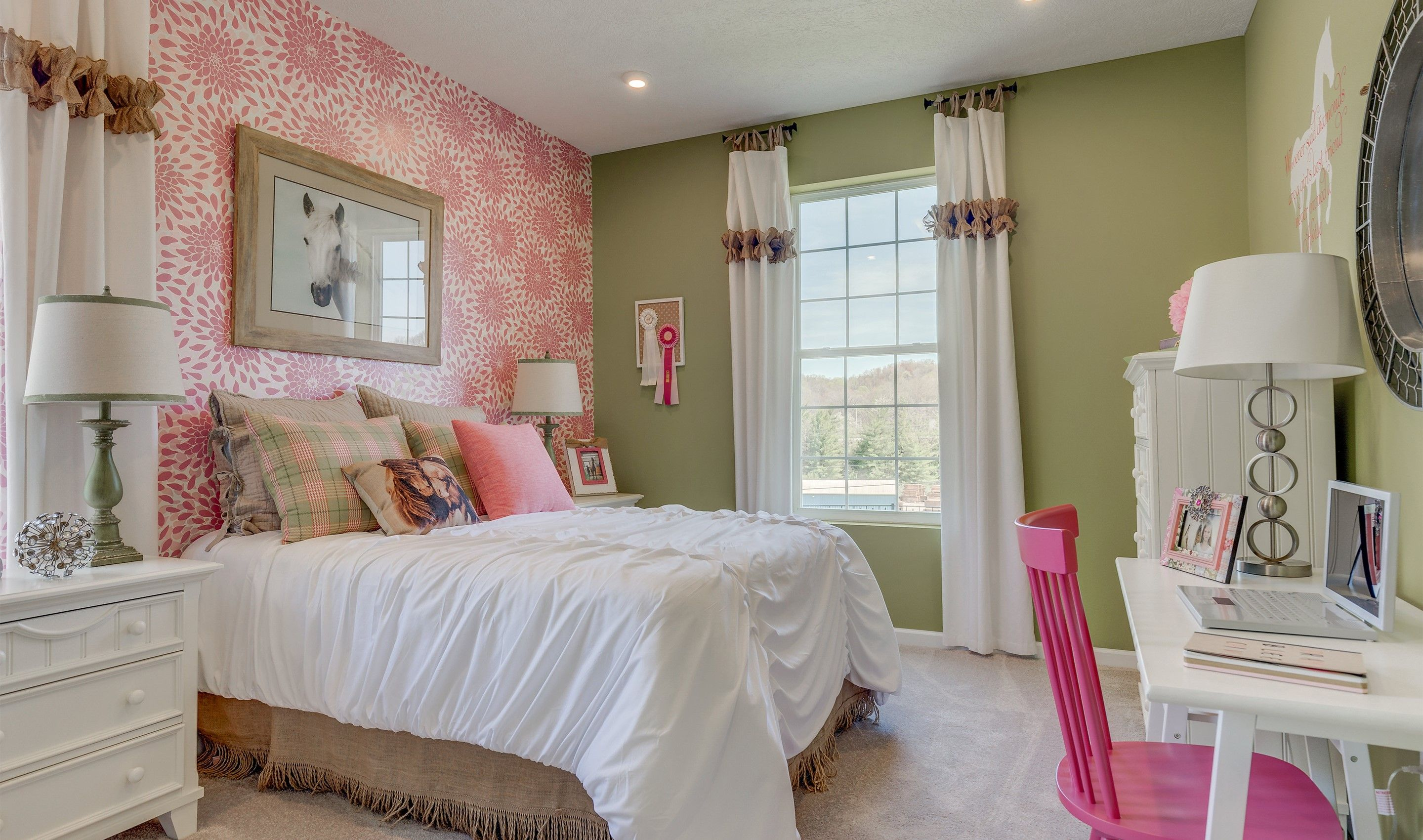 Bedroom featured in the Gable By K. Hovnanian® Homes - Build on Your Lot in Mansfield, OH