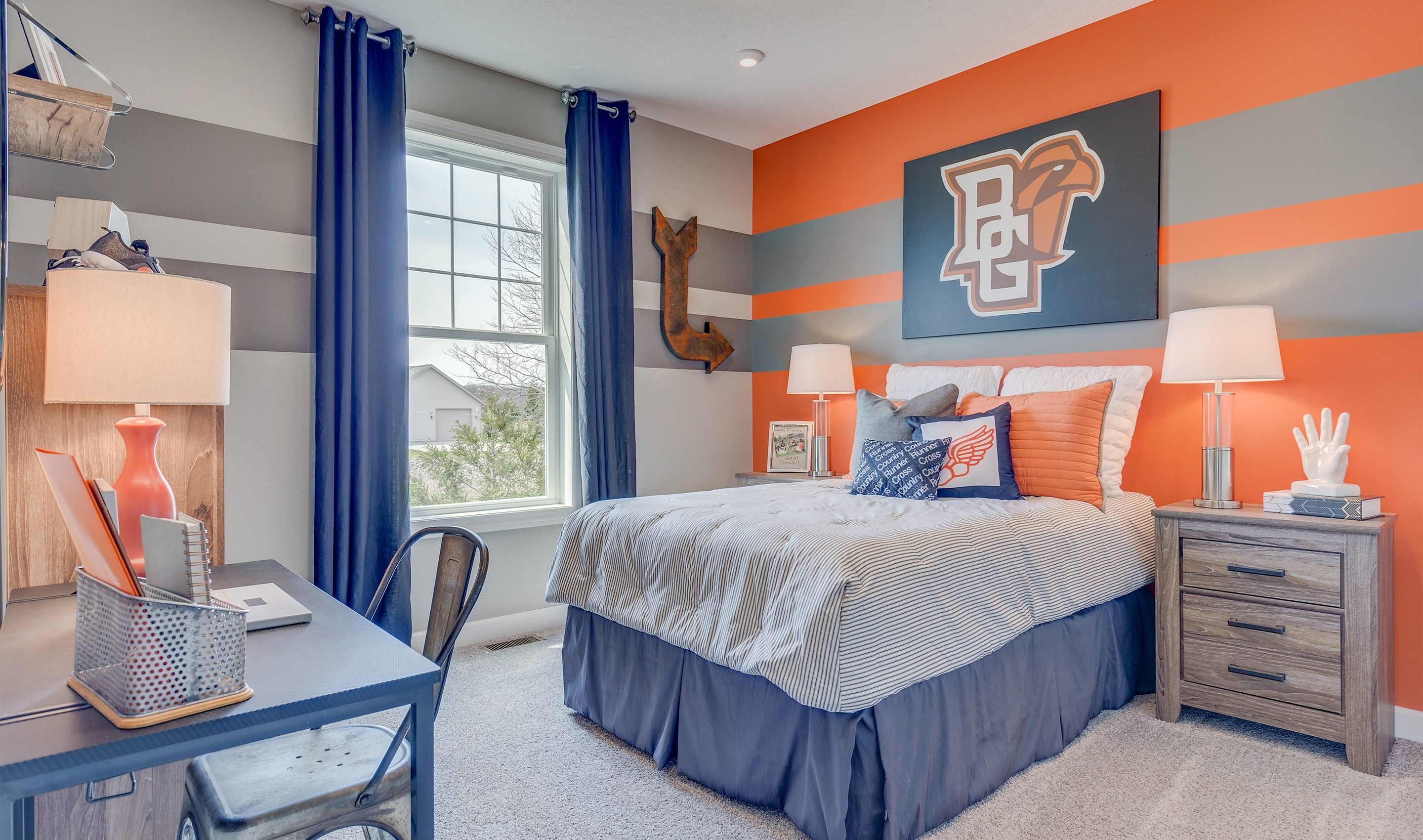 Bedroom featured in the Faulkner By K. Hovnanian® Homes - Build on Your Lot in Mansfield, OH