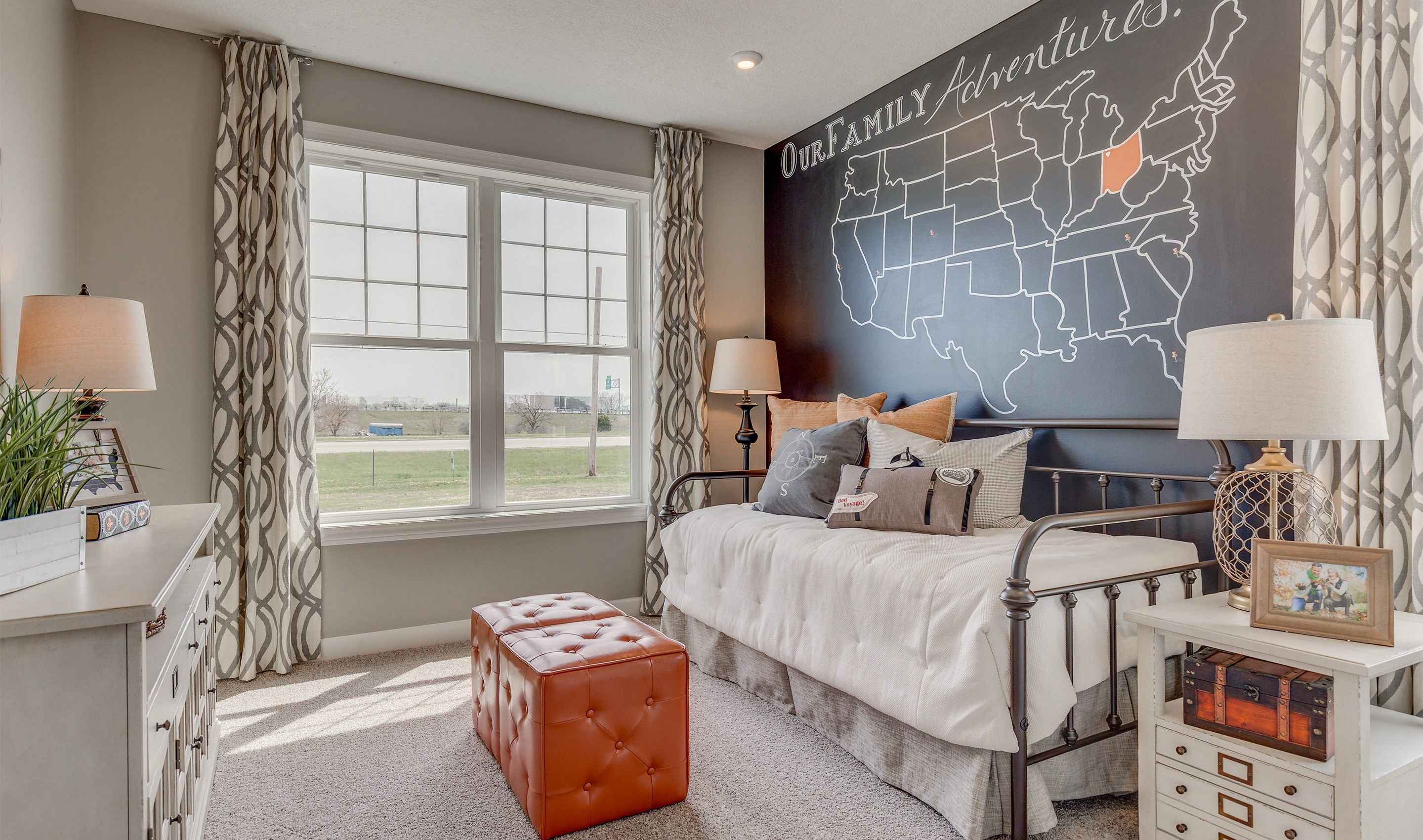 Bedroom featured in the Faulkner By K. Hovnanian® Homes - Build on Your Lot in Toledo, OH