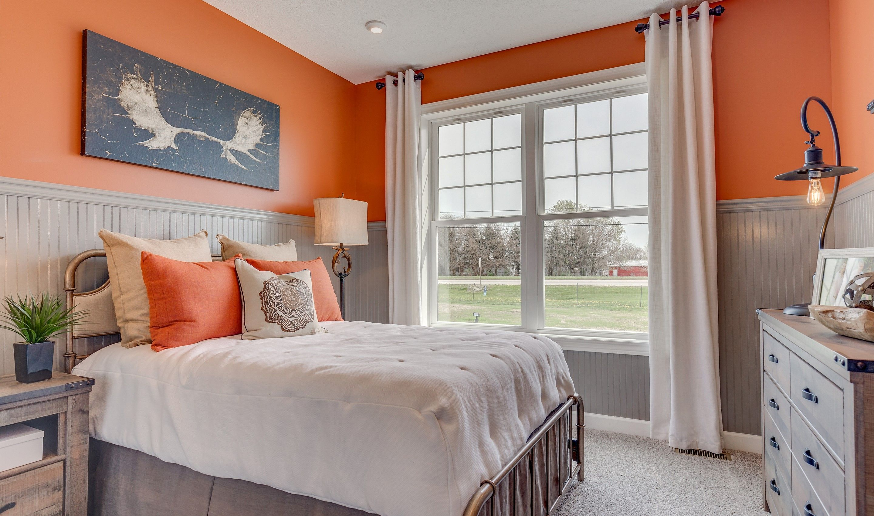 Bedroom featured in the Faulkner By K. Hovnanian® Homes - Build on Your Lot in Canton-Massillon, OH
