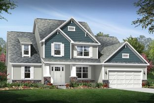 McKinley - Washington Design Studio: Washington, Pennsylvania - K. Hovnanian® Homes - Build on Your Lot