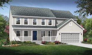 Philadelphia - Delaware Design Studio: Sunbury, Ohio - K. Hovnanian® Homes - Build on Your Lot
