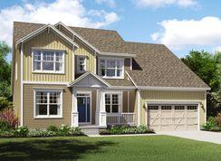 Baltimore - Delaware Design Studio: Sunbury, Ohio - K. Hovnanian® Homes - Build on Your Lot