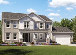 Wright - Washington Design Studio: Washington, Pennsylvania - K. Hovnanian® Homes - Build on Your Lot