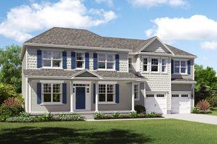 Pendleton II - Greater Pittsburgh Design Studio: Greensburg, Pennsylvania - K. Hovnanian® Homes - Build on Your Lot