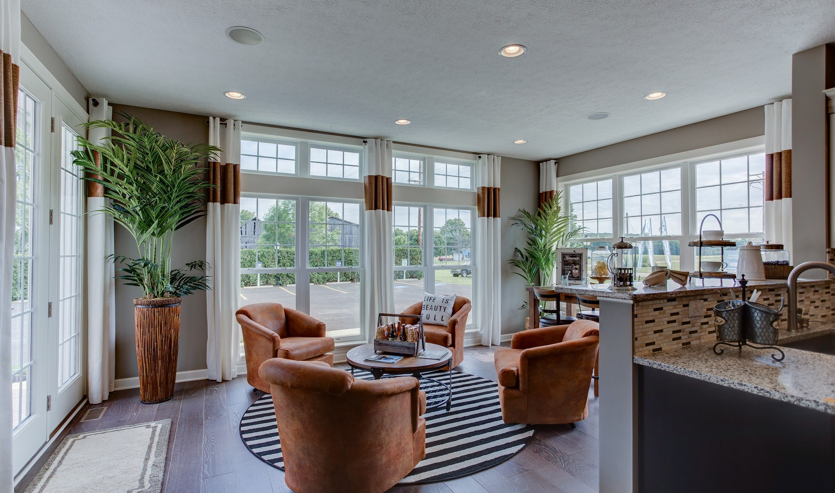 Living Area featured in the Dover By K. Hovnanian® Homes - Build on Your Lot in Toledo, OH