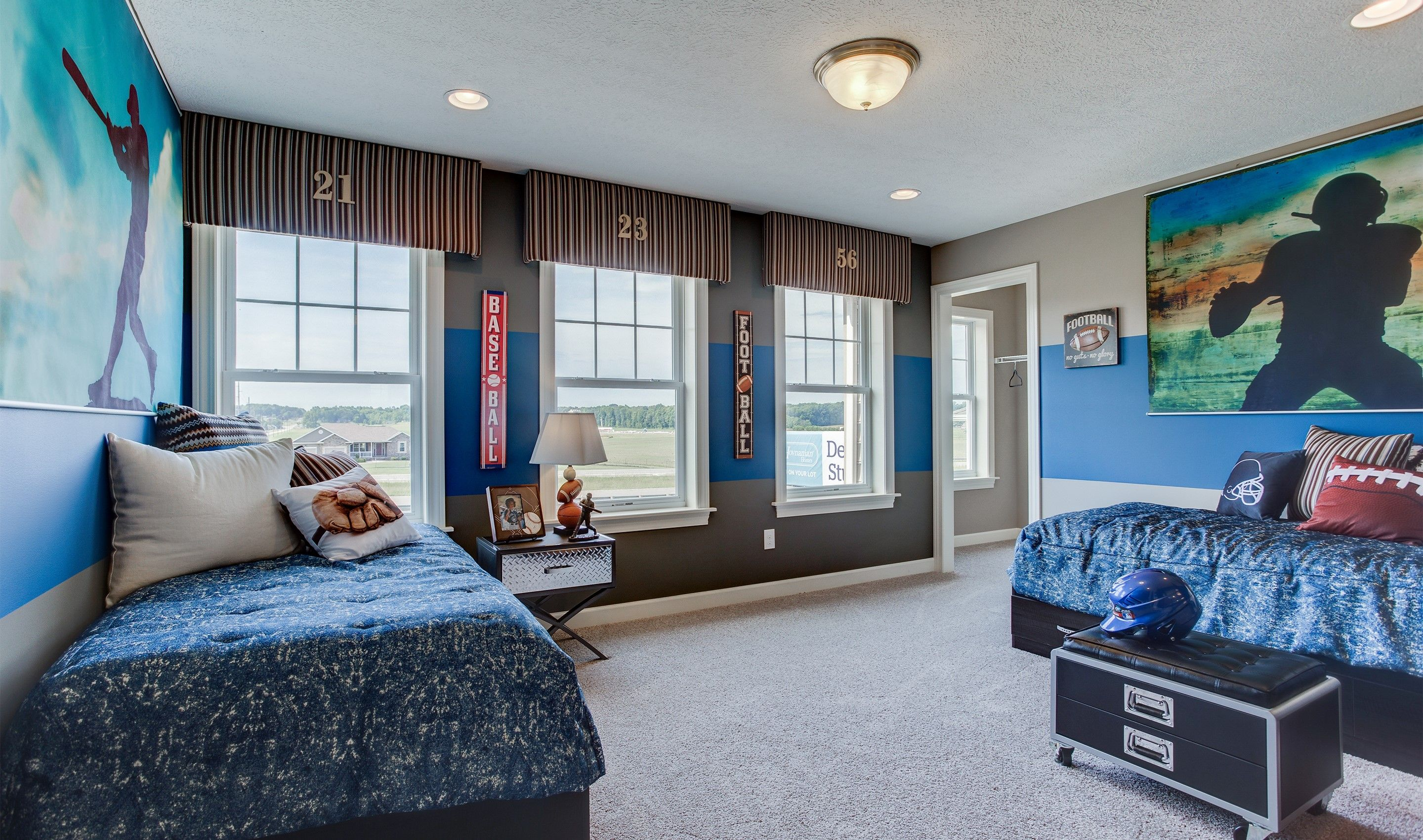 Bedroom featured in the Dover By K. Hovnanian® Homes - Build on Your Lot in Youngstown-Warren, OH