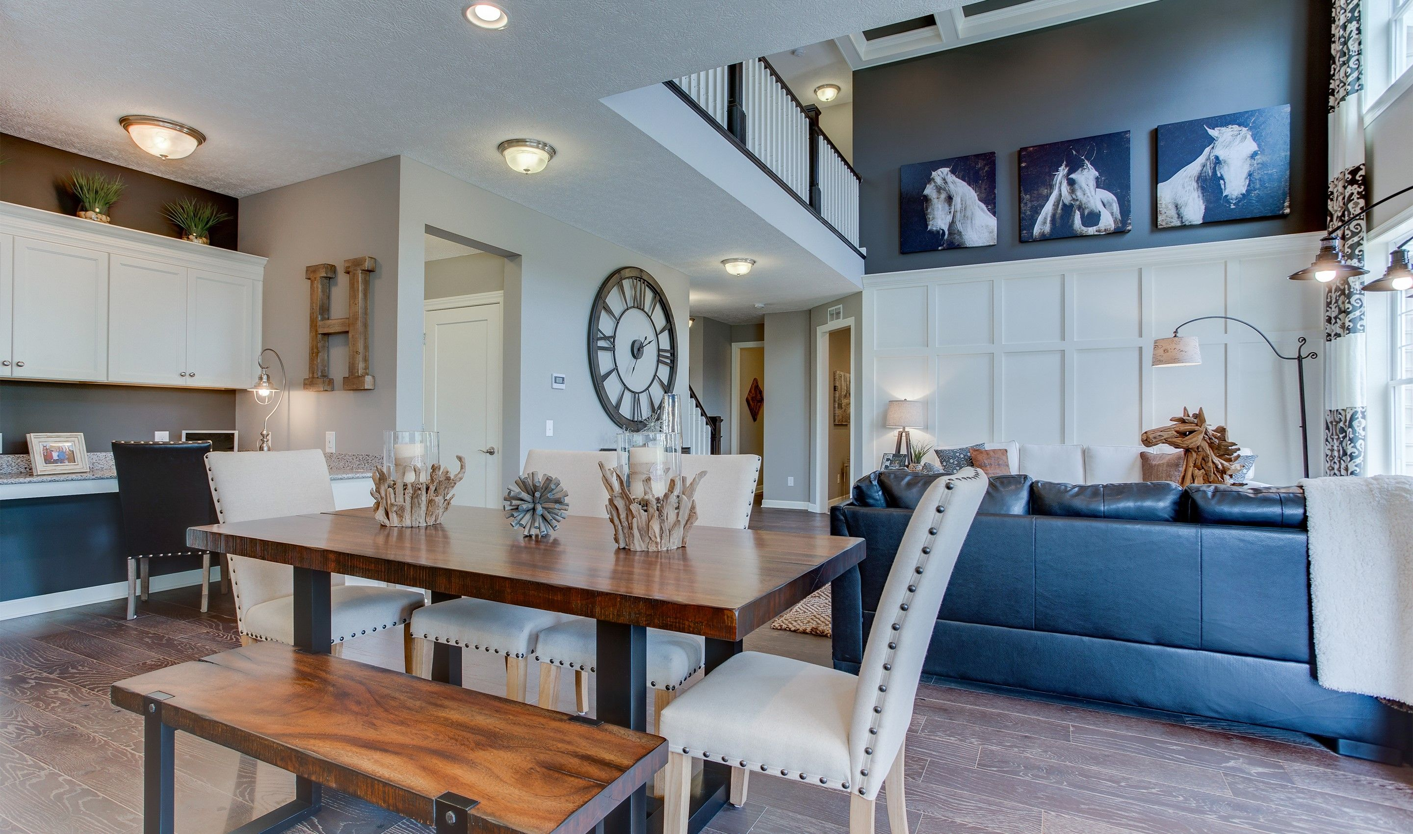 Living Area featured in the Dover By K. Hovnanian® Homes - Build on Your Lot in Mansfield, OH