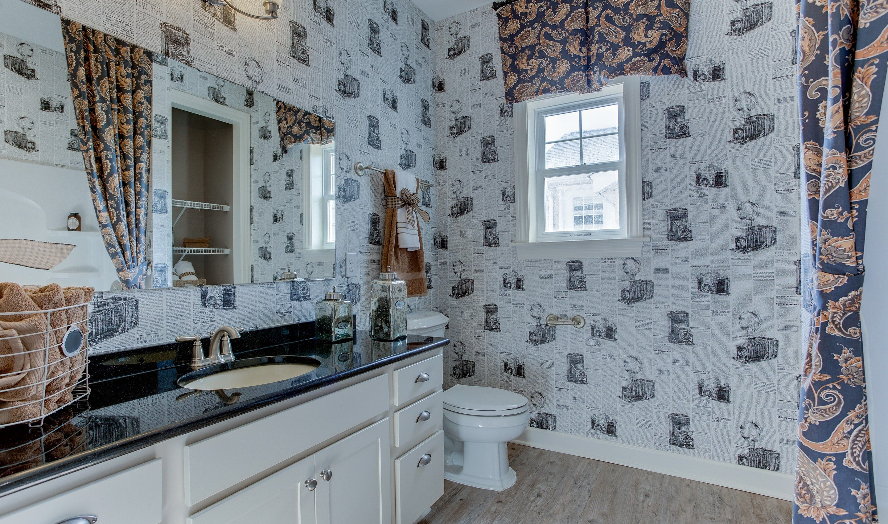 Bathroom featured in the Dover By K. Hovnanian® Homes - Build on Your Lot in Youngstown-Warren, OH